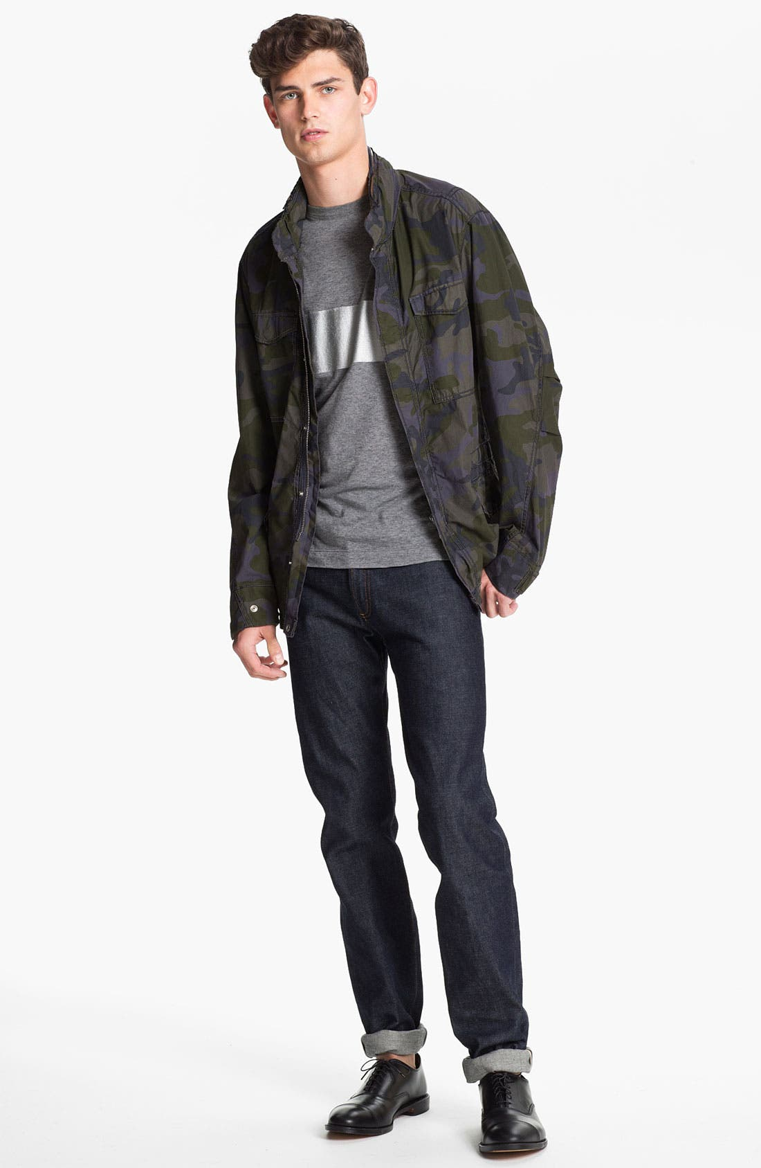 Alternate Image 4  - U Clothing 'Zane' M-65 Field Jacket