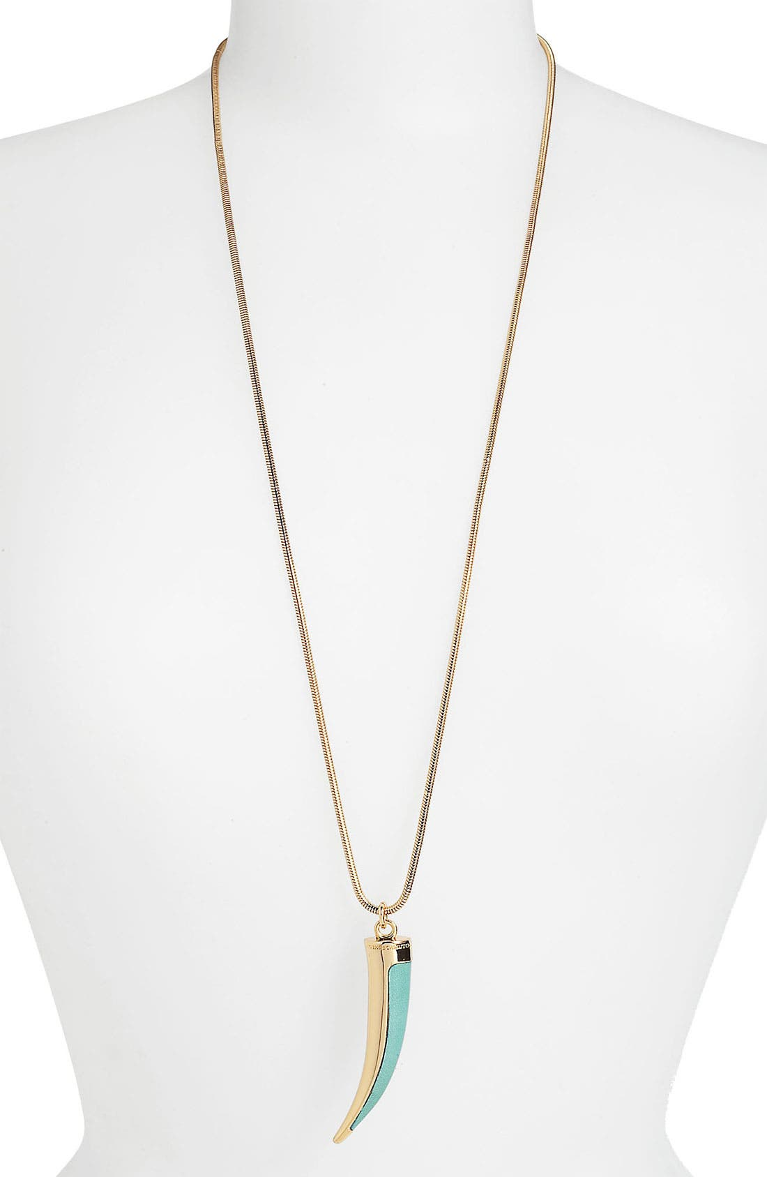 Alternate Image 2  - Vince Camuto Pendant Necklace
