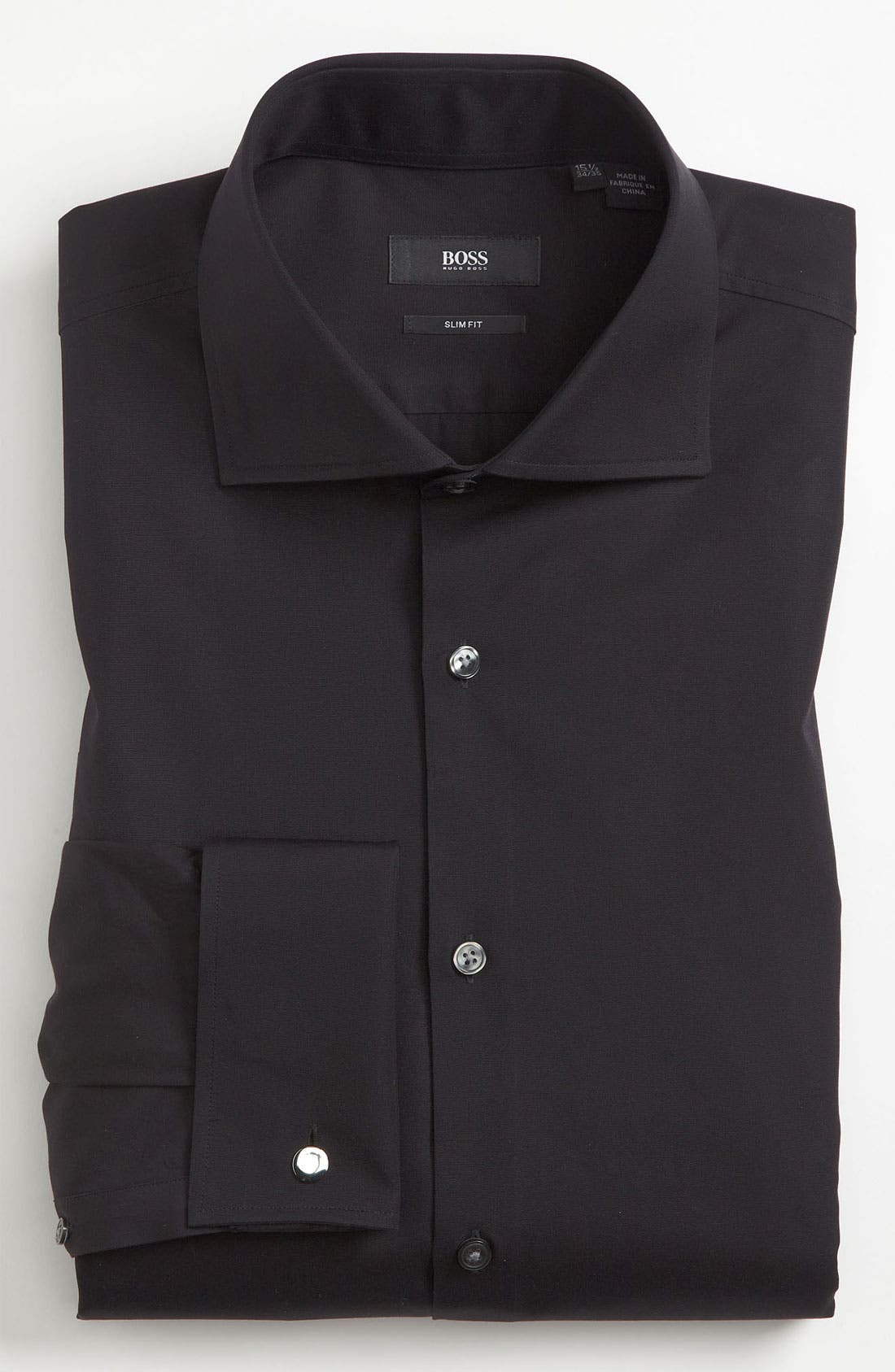 Main Image - BOSS Slim Fit Dress Shirt
