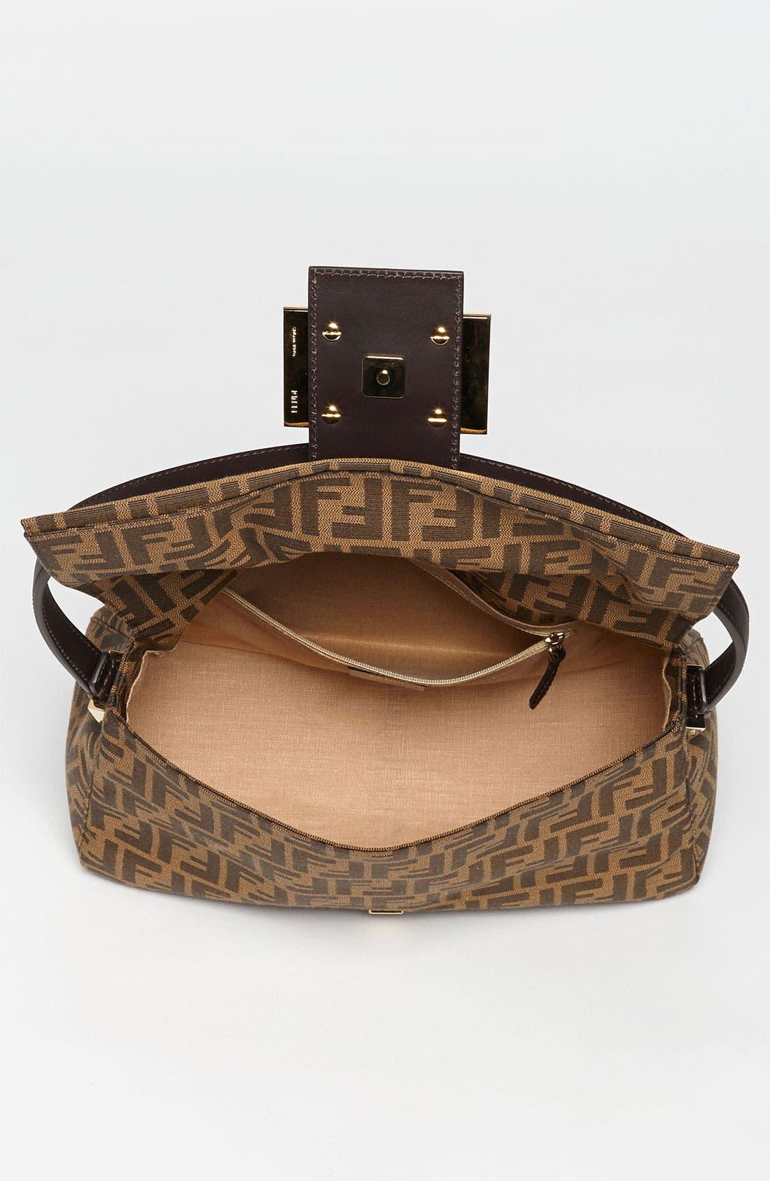 Alternate Image 3  - Fendi 'Zucca - Big Mama' Flap Bag
