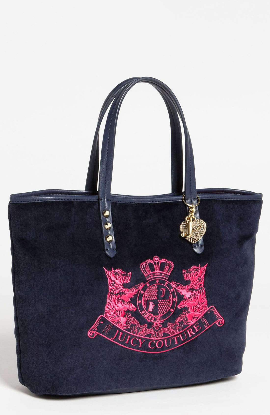 Alternate Image 1 Selected - Juicy Couture 'Pammy' Tote (Girls)