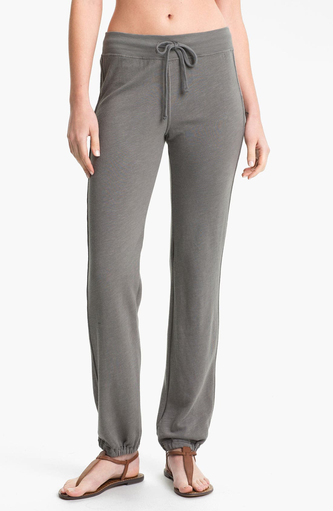 Alternate Image 1 Selected - James Perse 'Genie' Lounge Pants