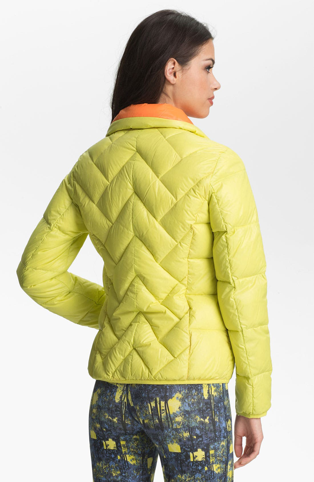 Alternate Image 2  - GUESS Two Tone Down Jacket (Online Exclusive)