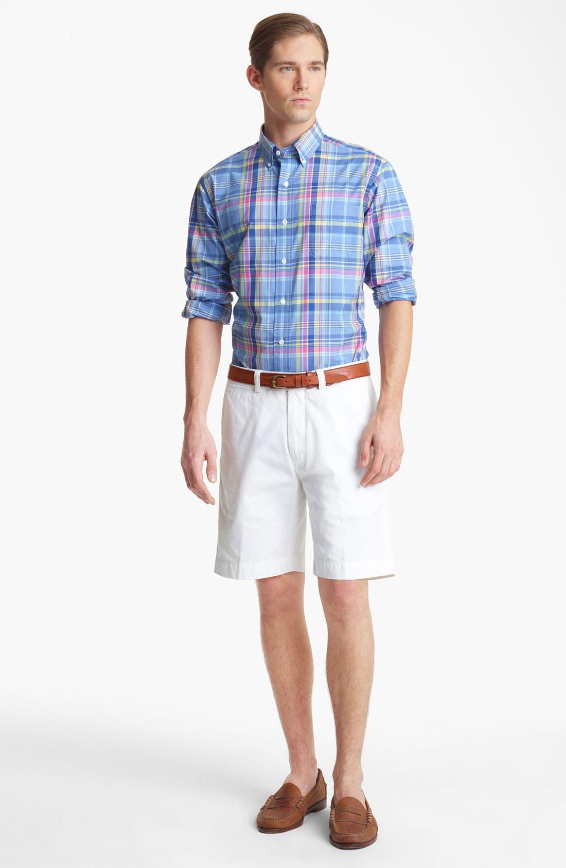 Alternate Image 3  - Polo Ralph Lauren Classic Fit Sport Shirt