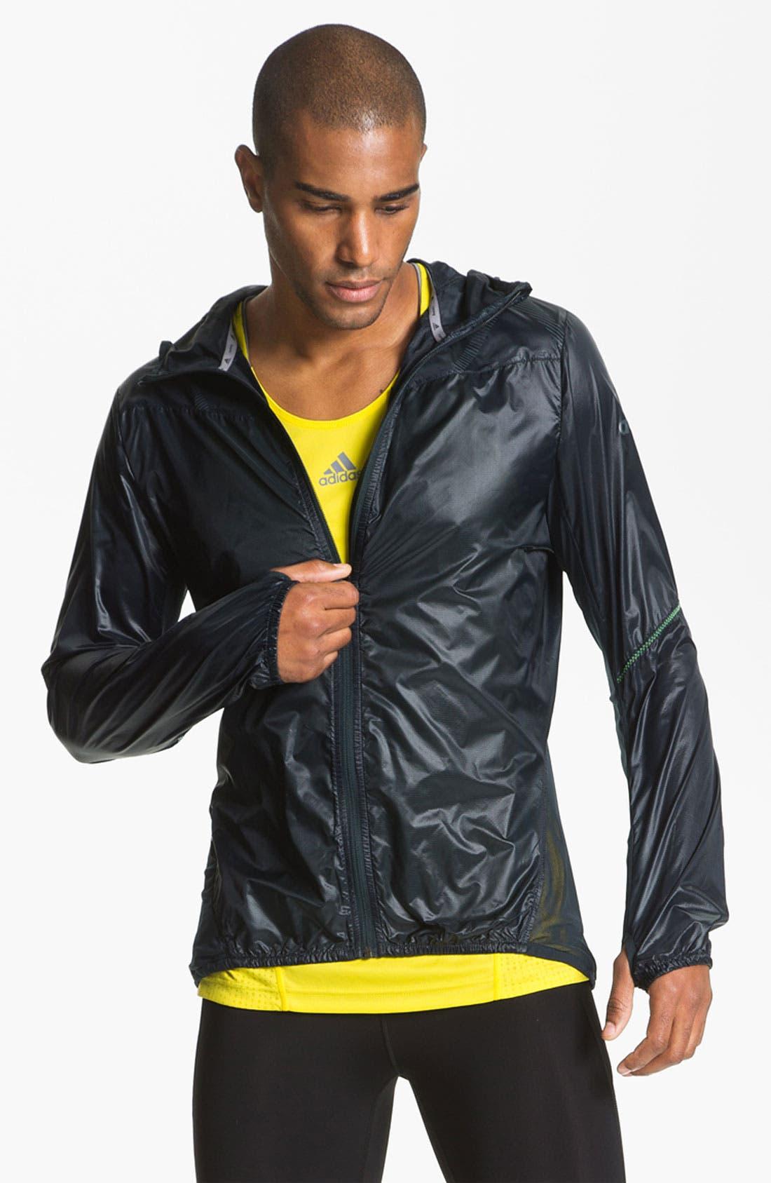 Alternate Image 1 Selected - adidas 'Fast Roadrunner' Jacket