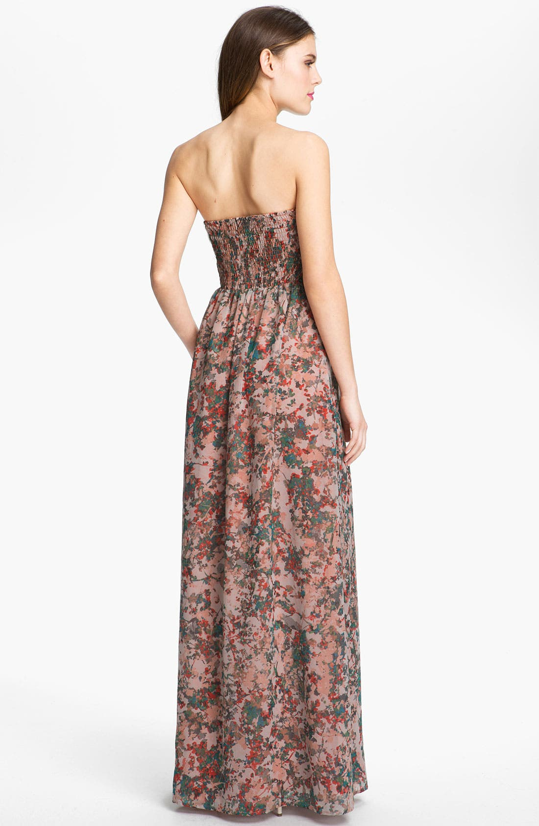 Alternate Image 2  - Jessica Simpson 'Misty Rose' Print Maxi Dress