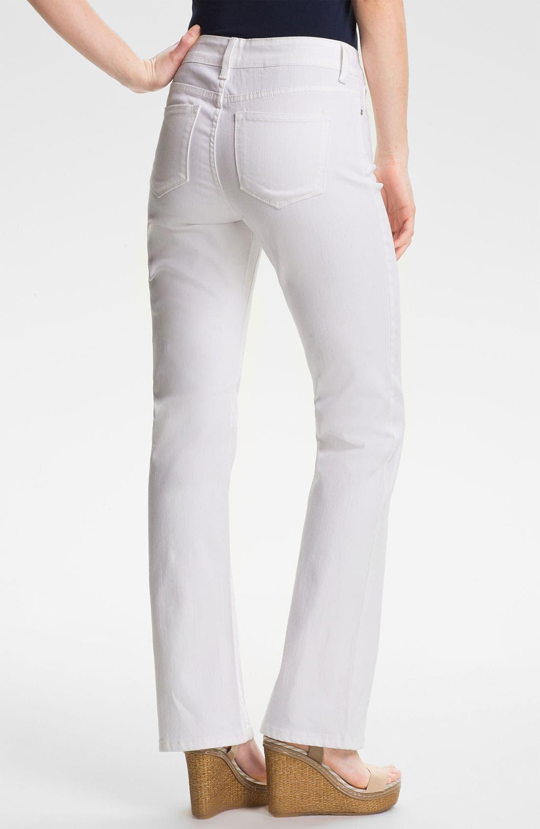 Alternate Image 2  - NYDJ 'Barbara' Bootcut Jeans