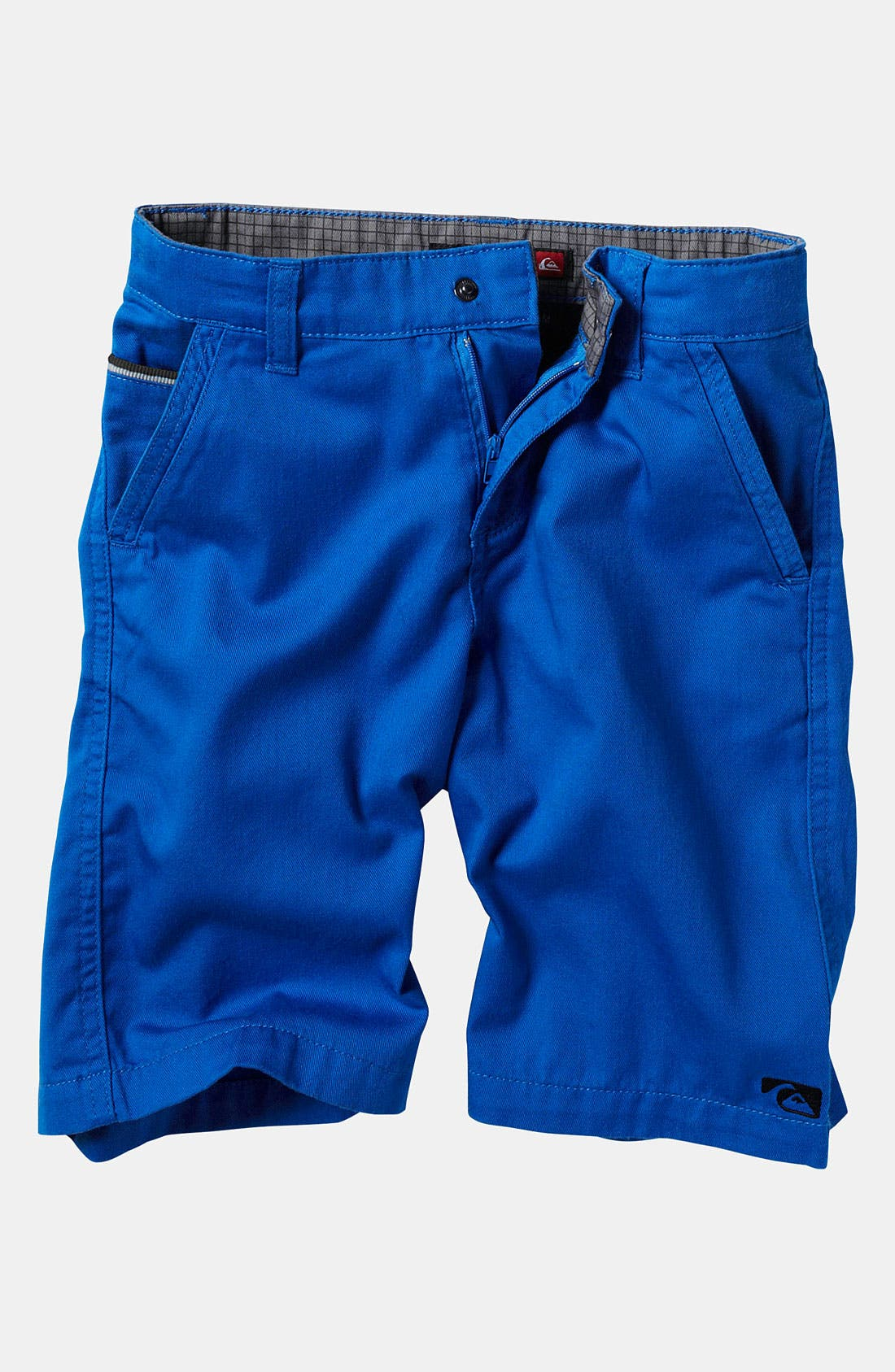 Alternate Image 1 Selected - Quiksilver 'All In' Shorts (Infant)