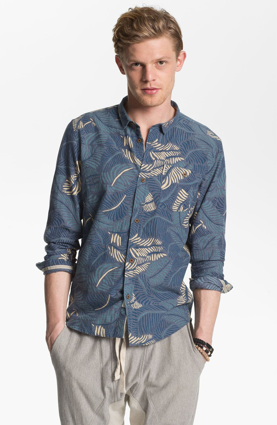 Alternate Image 1 Selected - Zanerobe 'Poleho' Woven Shirt