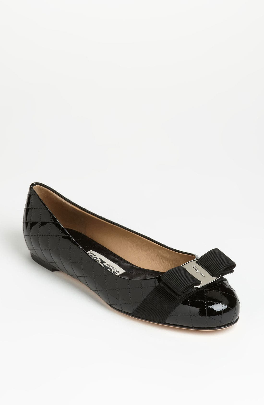 Alternate Image 1 Selected - Salvatore Ferragamo 'Isea' Flat