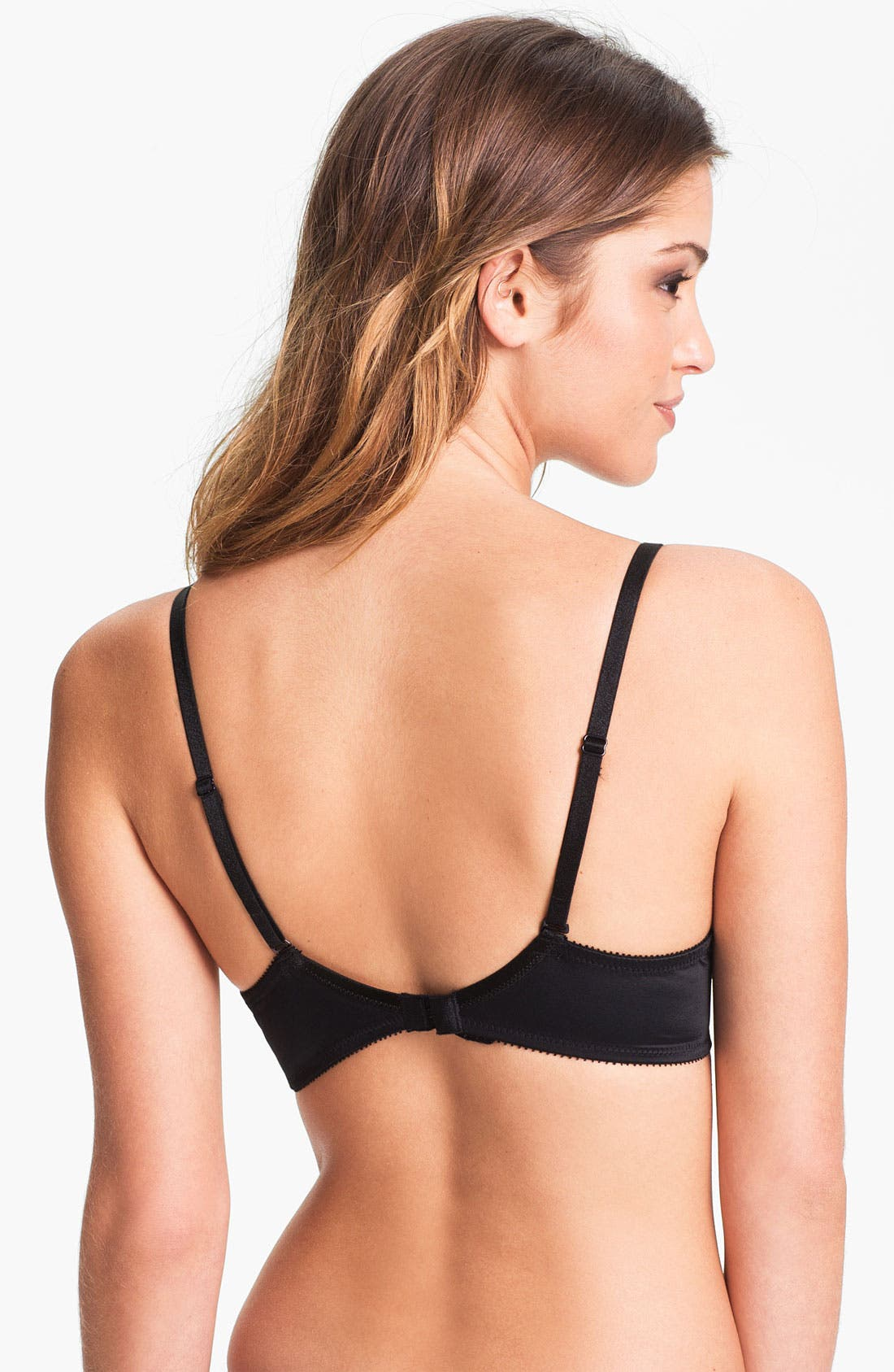 Alternate Image 2  - Chantelle Intimates 'Basic Invisible' Underwire Push-Up Plunge Bra