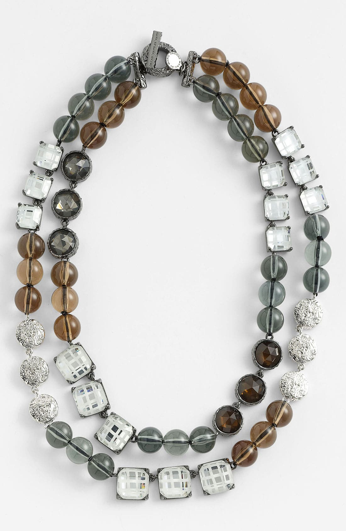 Alternate Image 1 Selected - MARC BY MARC JACOBS 'Paste & Prints' Multistrand Necklace