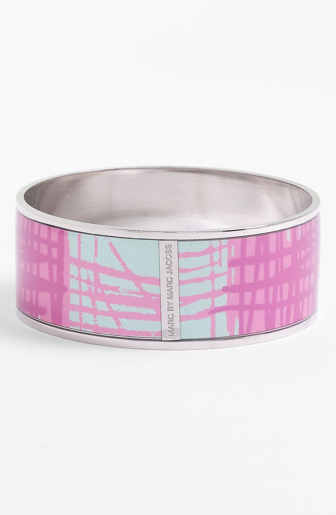 Alternate Image 1 Selected - MARC BY MARC JACOBS 'Sam' Print Bangle