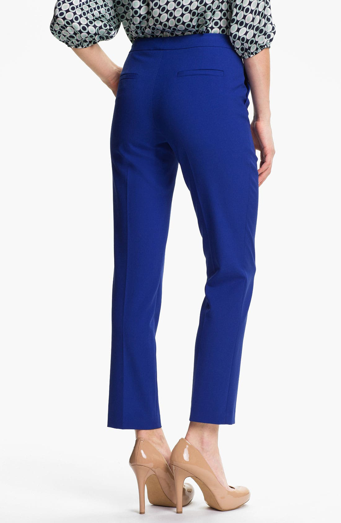 Alternate Image 2  - Vince Camuto Skinny Ankle Pants