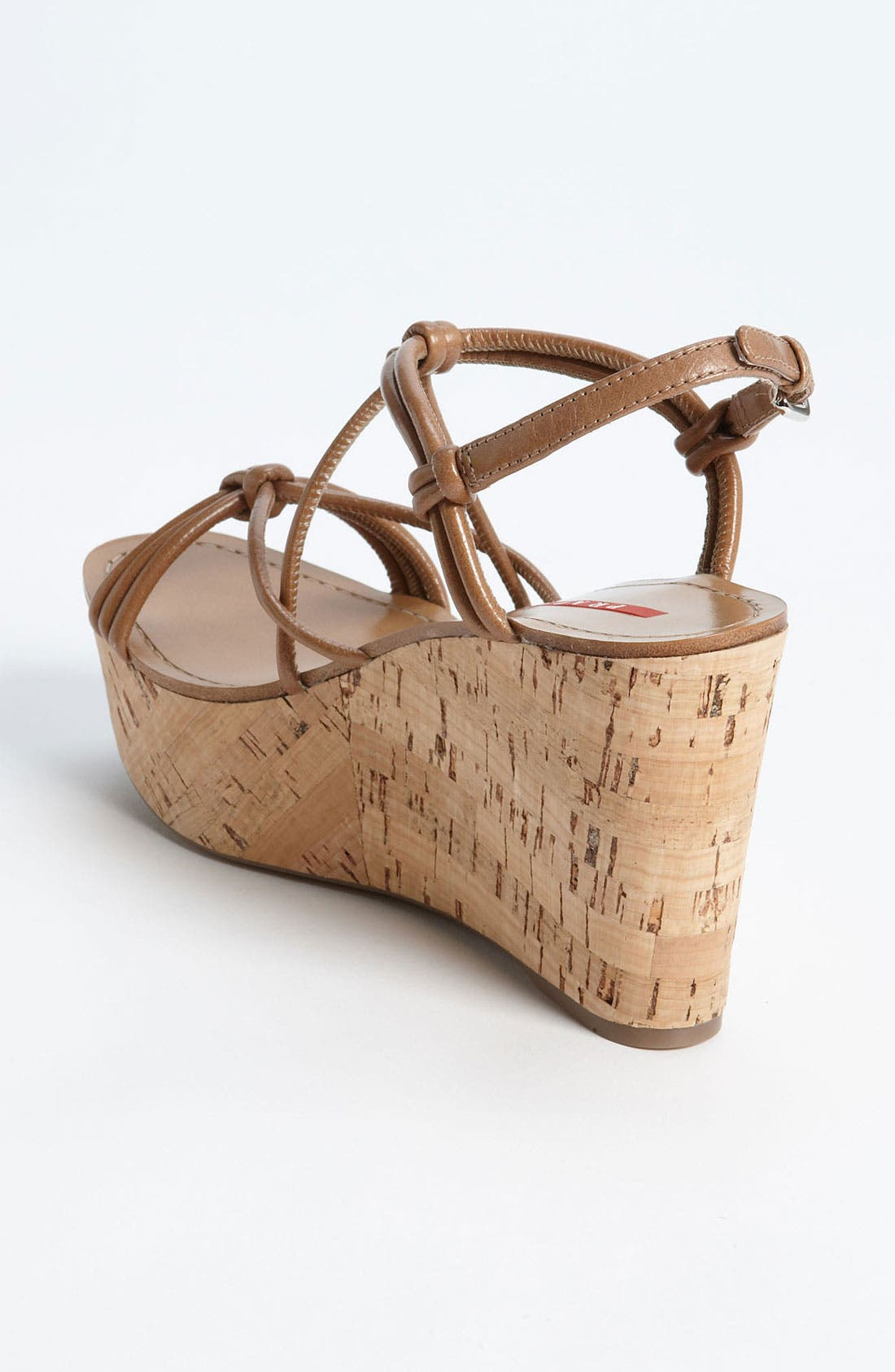 Alternate Image 2  - Prada Cork Wedge Sandal