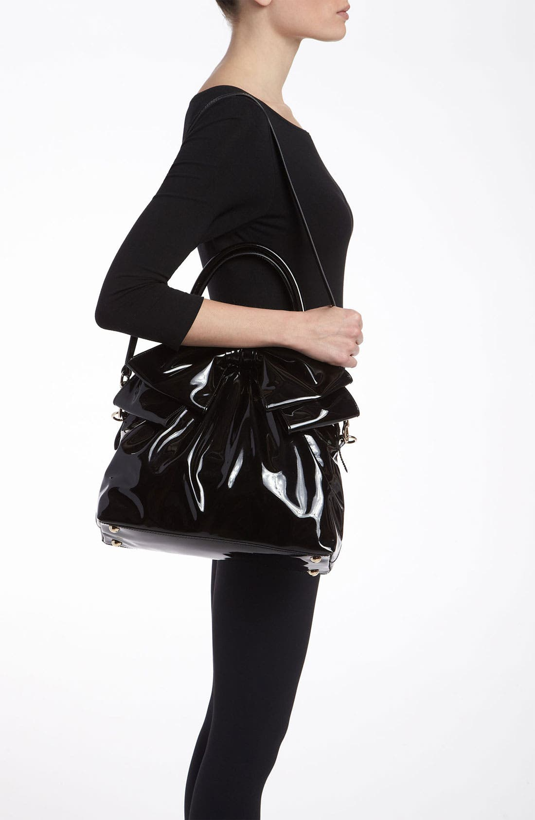 Alternate Image 2  - Valentino 'Lacca Bow' Dome Satchel