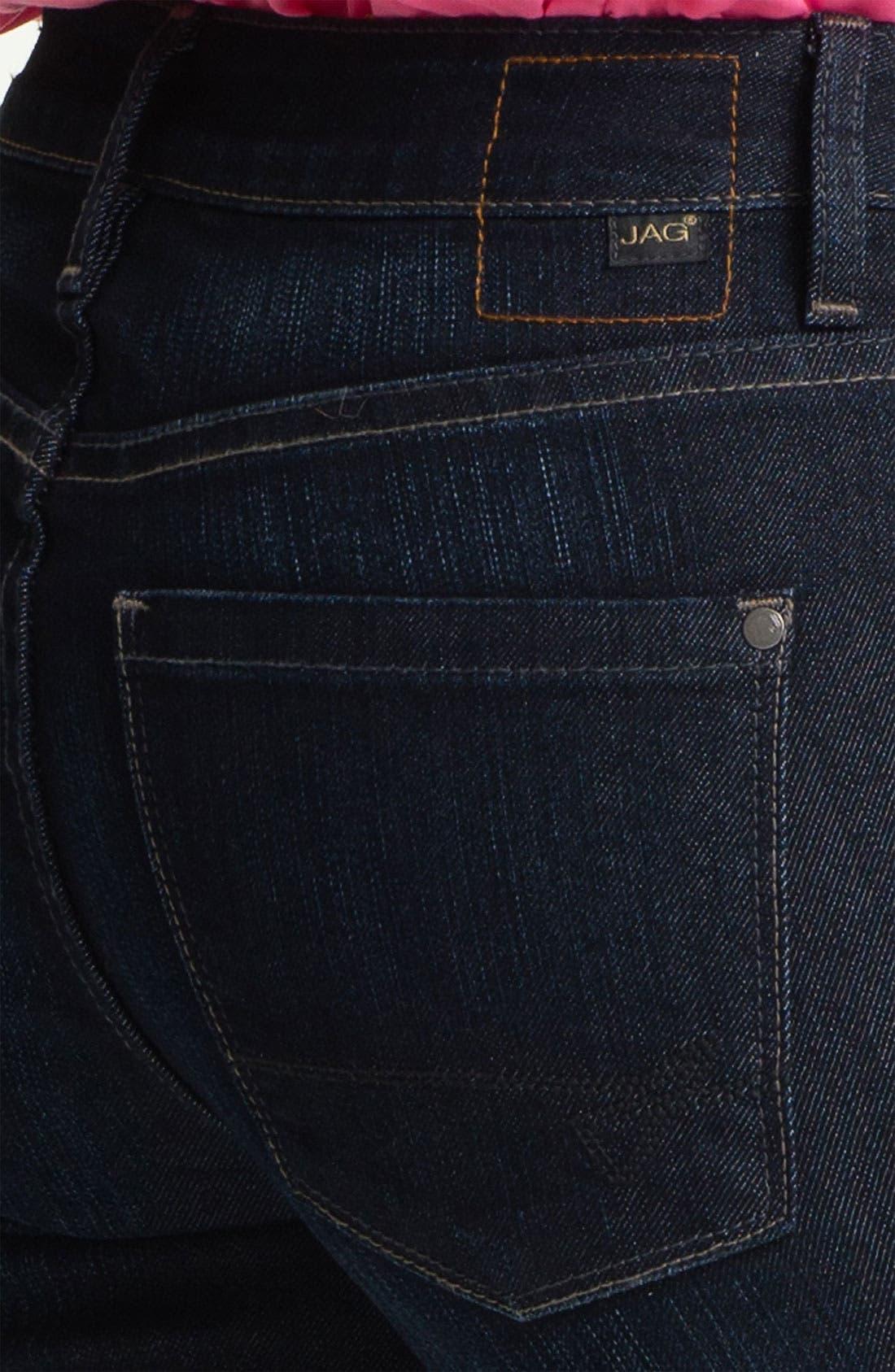 Alternate Image 3  - Jag Jeans 'Reece' Skinny Jeans (Petite)