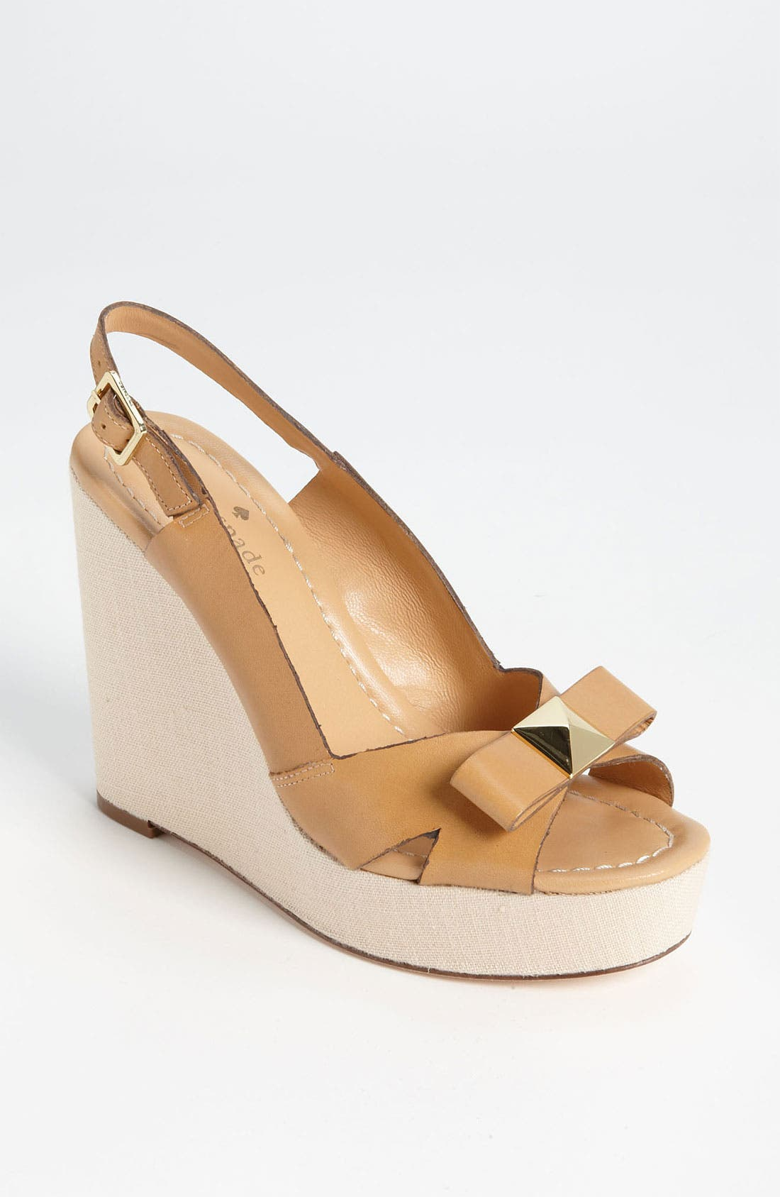 Alternate Image 1 Selected - kate spade new york 'devi' wedge sandal
