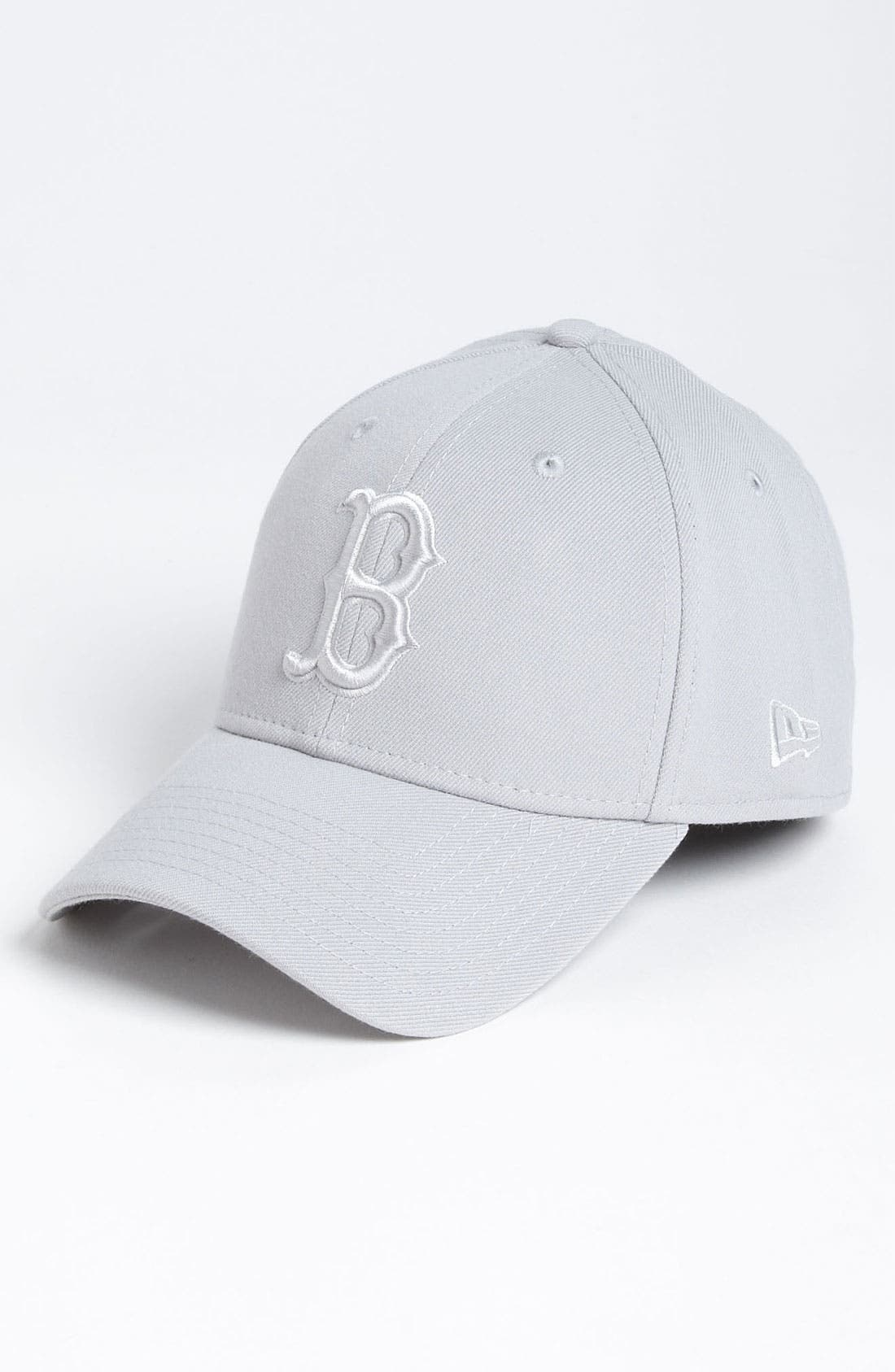 Alternate Image 1 Selected - New Era Cap 'Boston Red Sox - Tonal Classic' Fitted Baseball Cap