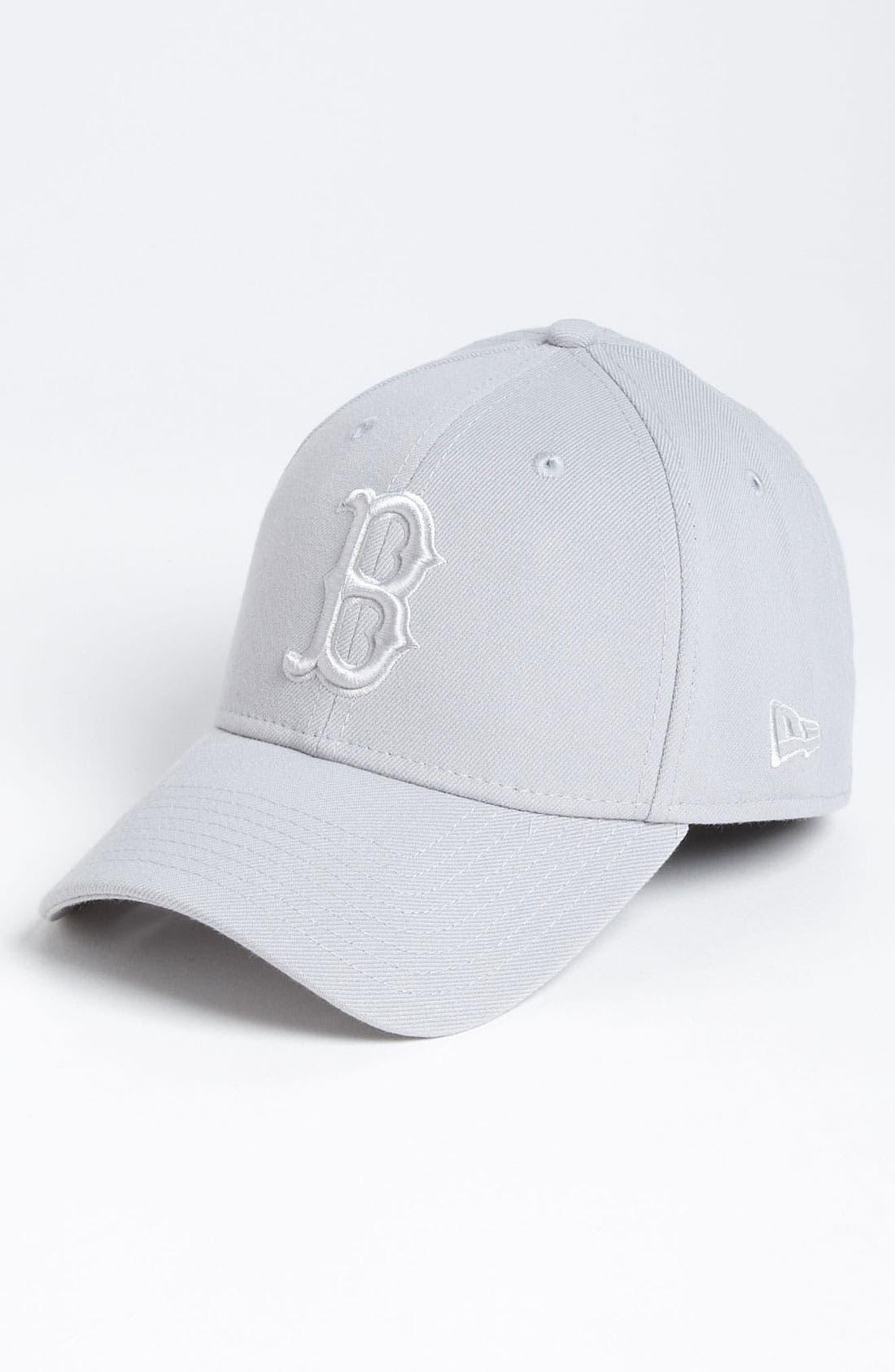 Main Image - New Era Cap 'Boston Red Sox - Tonal Classic' Fitted Baseball Cap