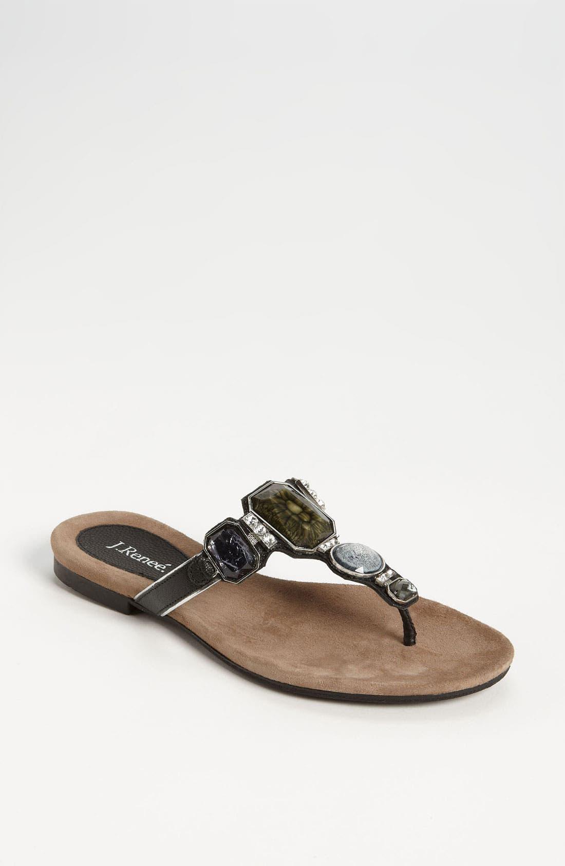 Main Image - J. Reneé 'Jasper' Sandal