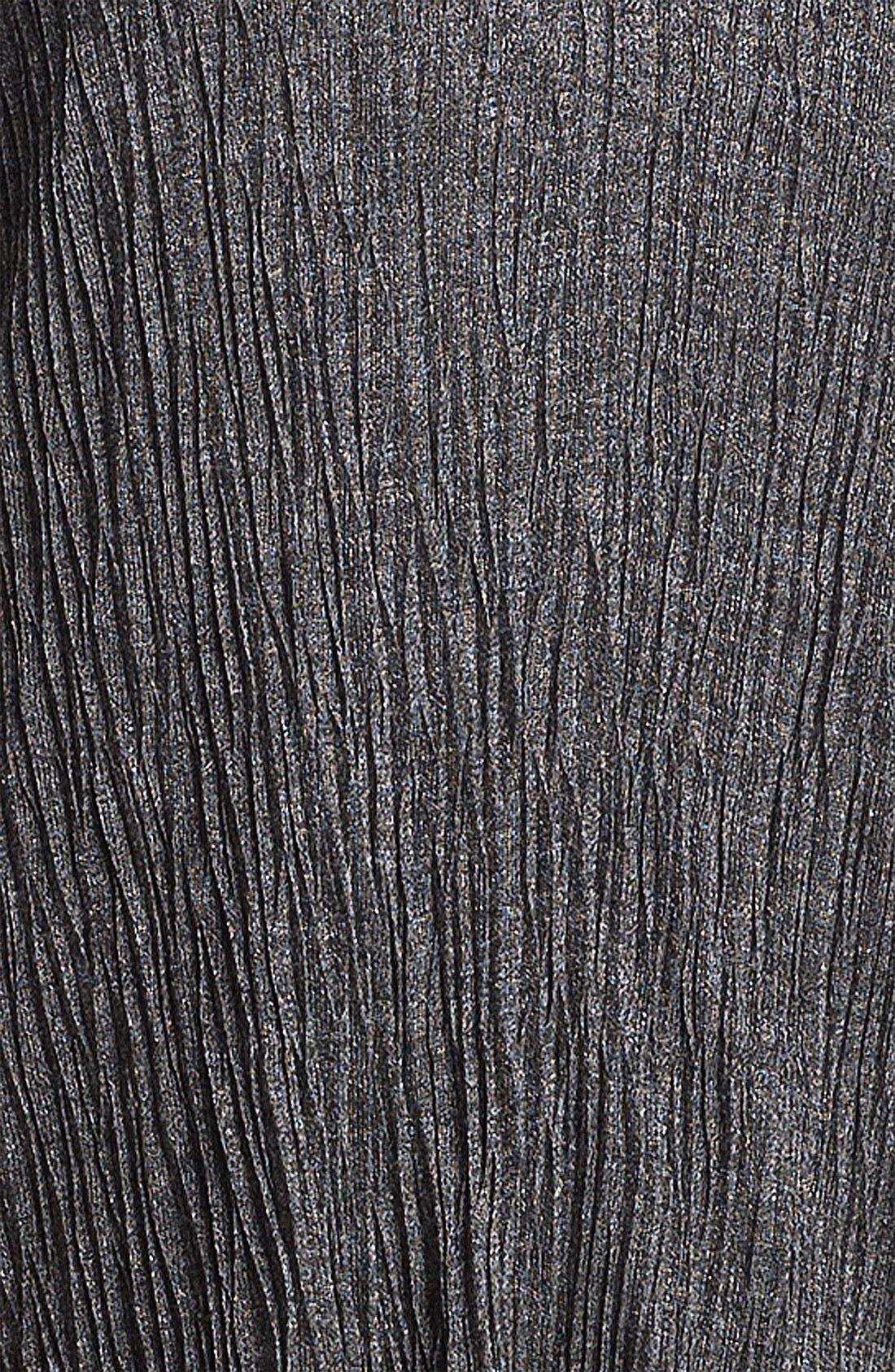 Alternate Image 3  - Eileen Fisher Crinkled Tunic (Plus Size)