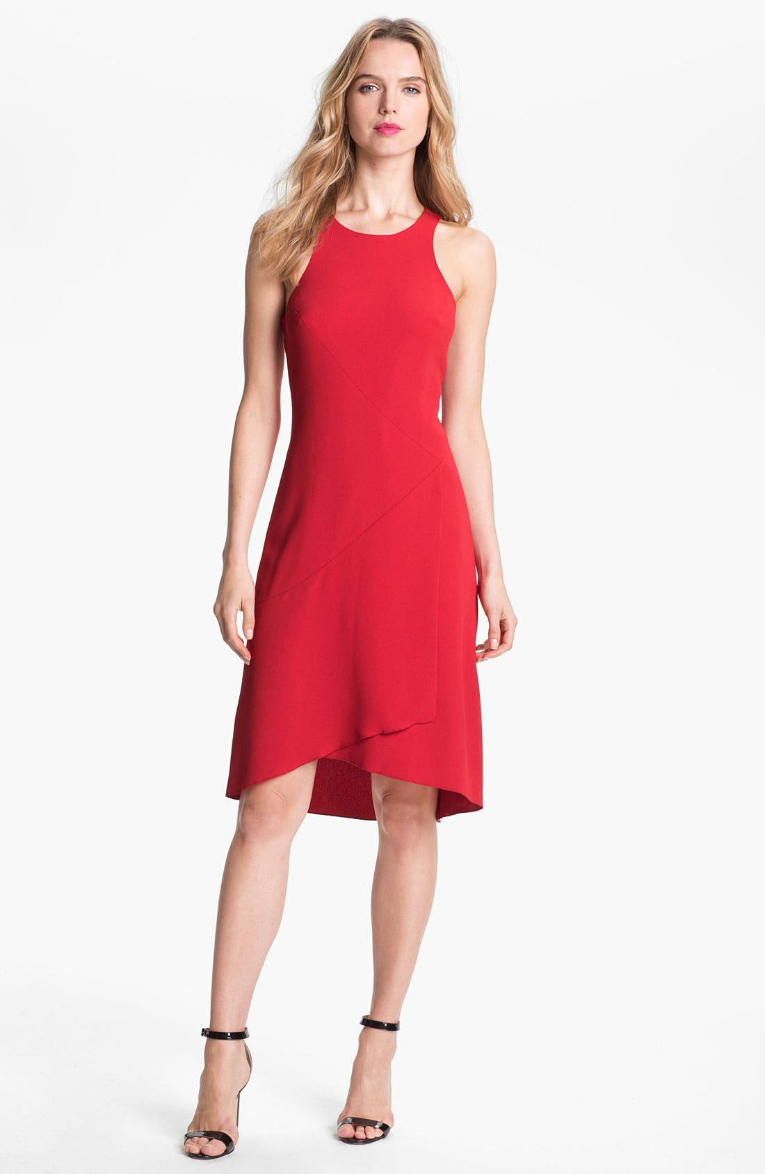 Alternate Image 1 Selected - Rachel Roy Seamed A-Line Dress