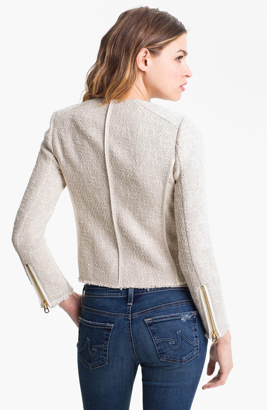 Alternate Image 2  - Juicy Couture Bouclé Jacket