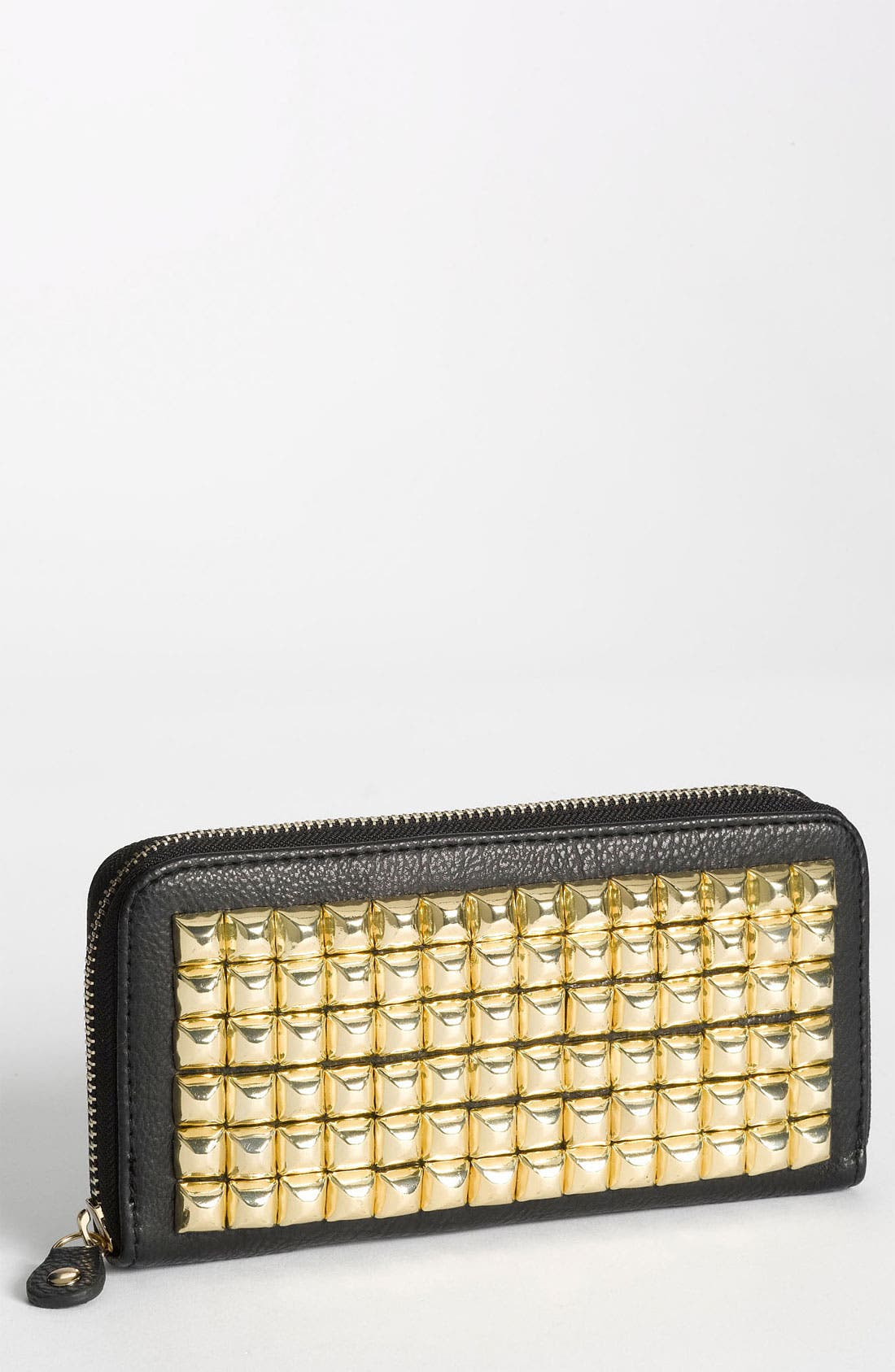 Alternate Image 1 Selected - Under One Sky Studded Wallet Clutch
