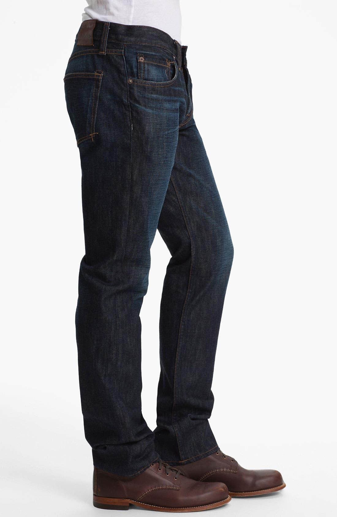 Alternate Image 3  - J Brand 'Kane' Slim Fit Jeans (Atom)