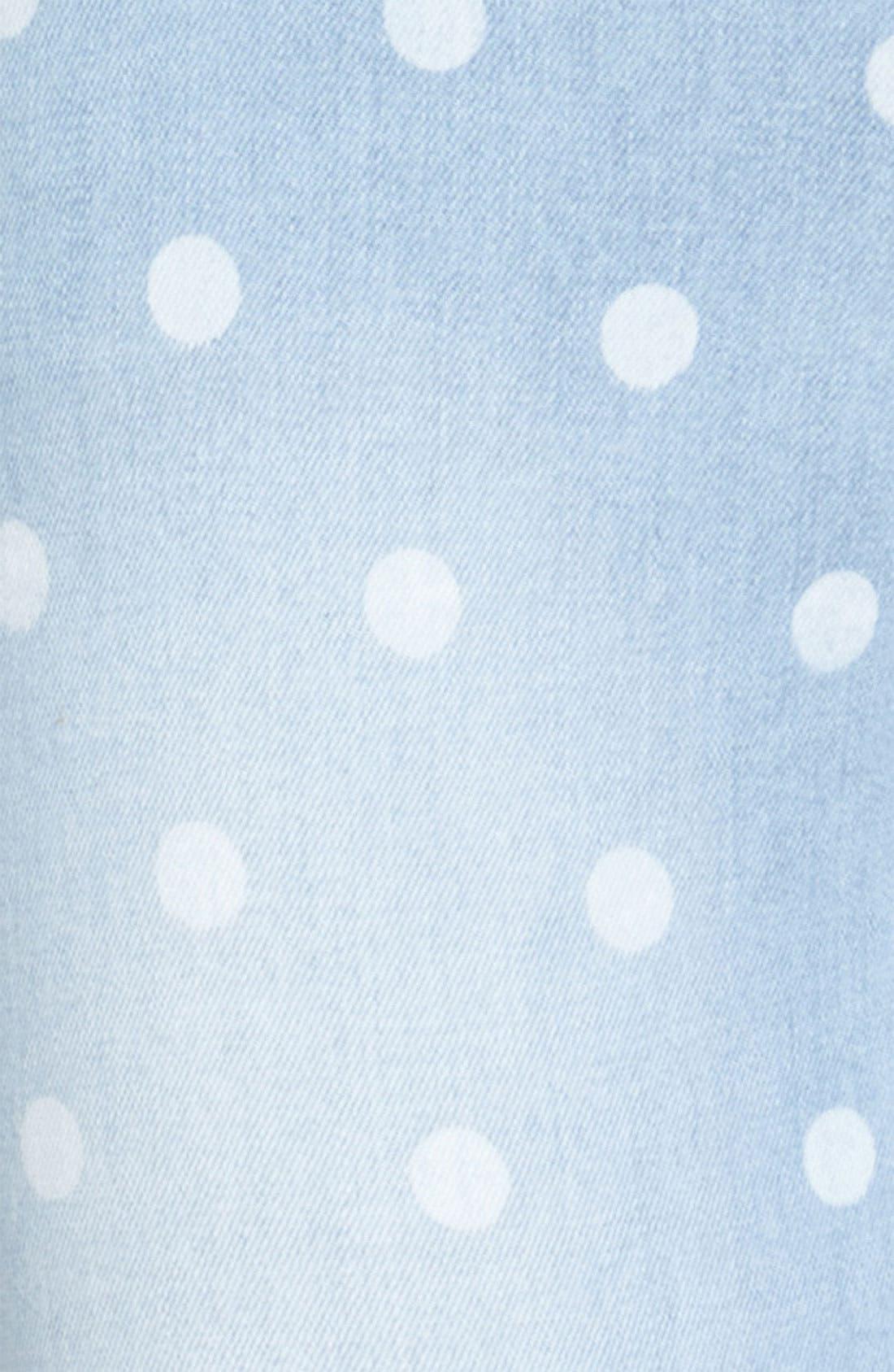 Alternate Image 4  - edyson 'The Sloan' Skinny Jeans