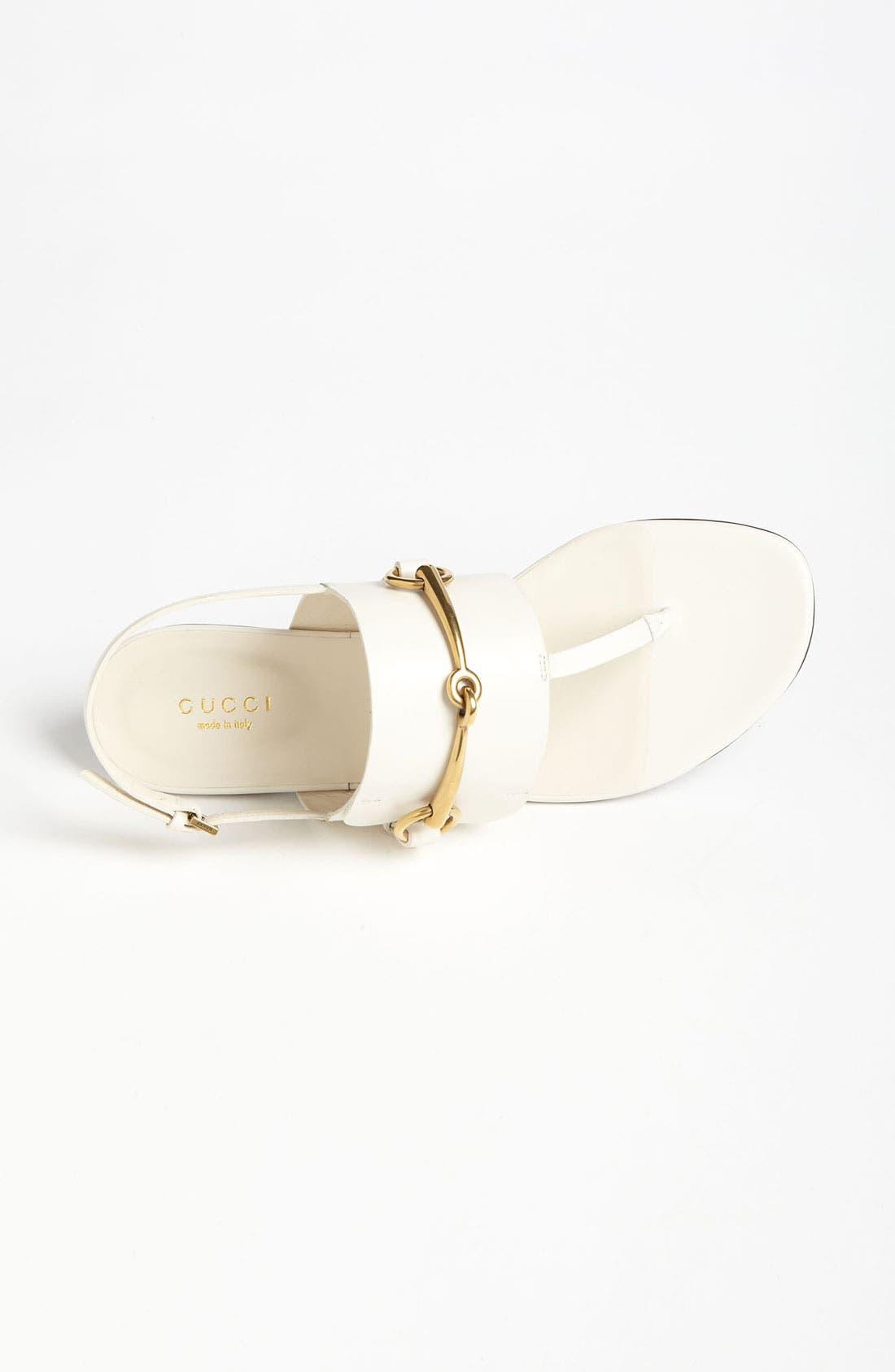 Alternate Image 3  - Gucci 'Ursula' Sandal