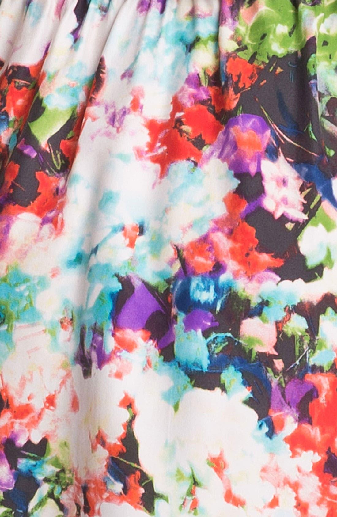 Alternate Image 3  - Parker Surplice Silk Dress