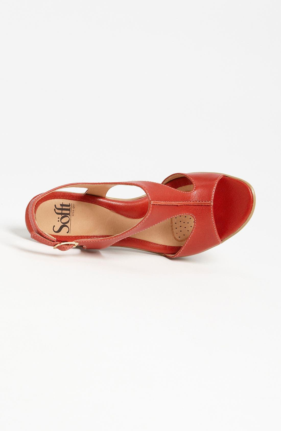 Alternate Image 3  - Söfft 'Vannie' Sandal