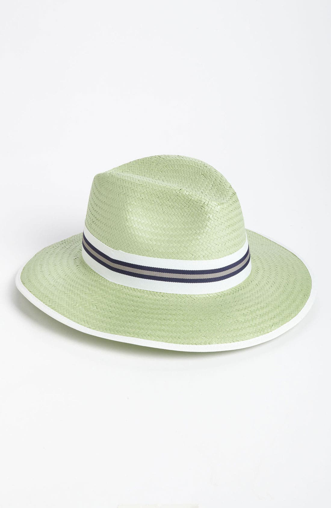 Alternate Image 1 Selected - Nordstrom Straw Fedora