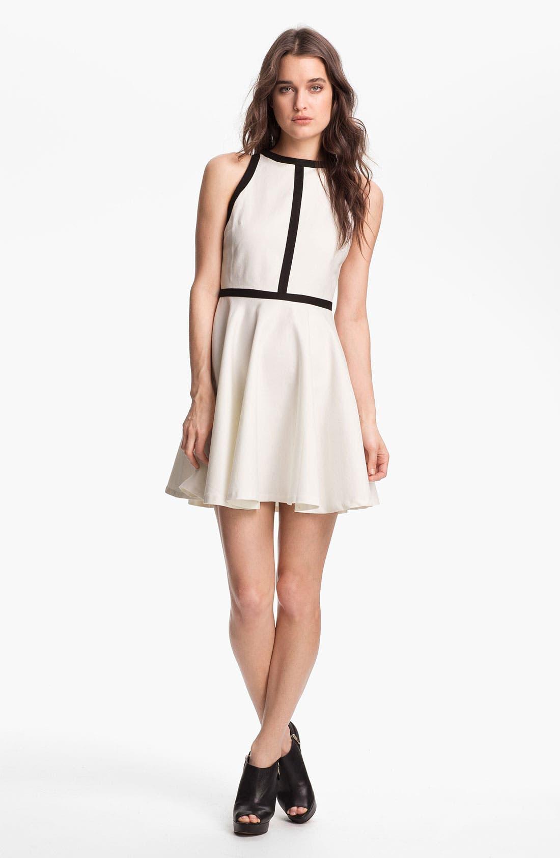 Main Image - BB Dakota 'Jamilla' Sleeveless Fit & Flare Dress