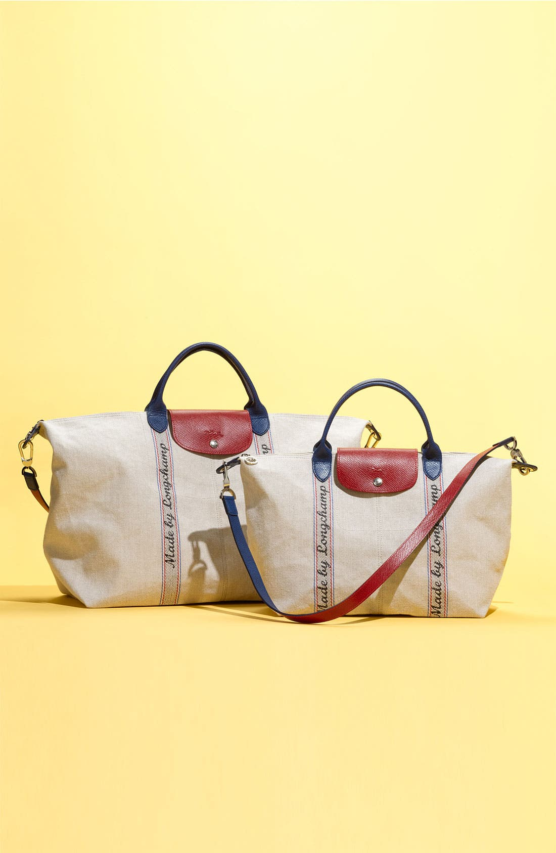 Alternate Image 5  - Longchamp 'Made by Longchamp' Travel Tote