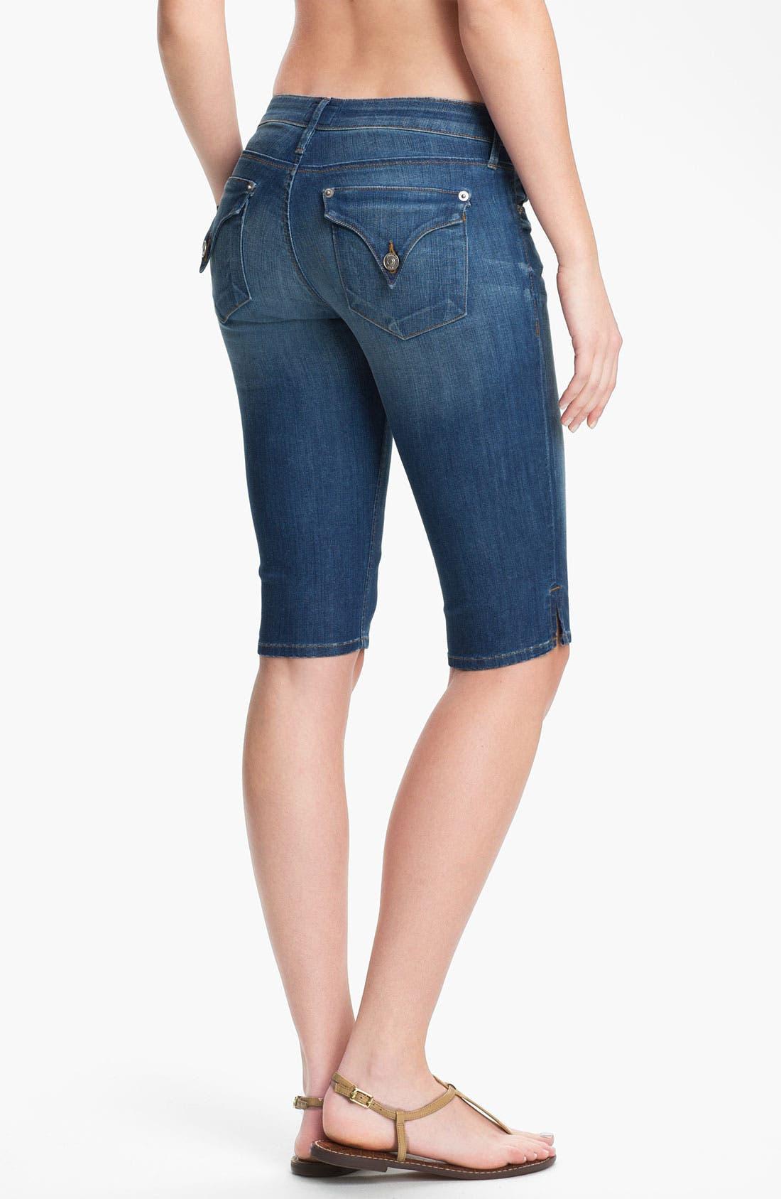 Alternate Image 2  - Hudson Jeans 'Viceroy' Stretch Denim Bermuda Shorts (Morrissey)