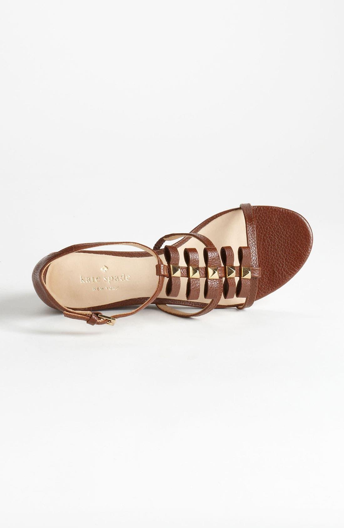 Alternate Image 3  - kate spade new york 'vilina' sandal