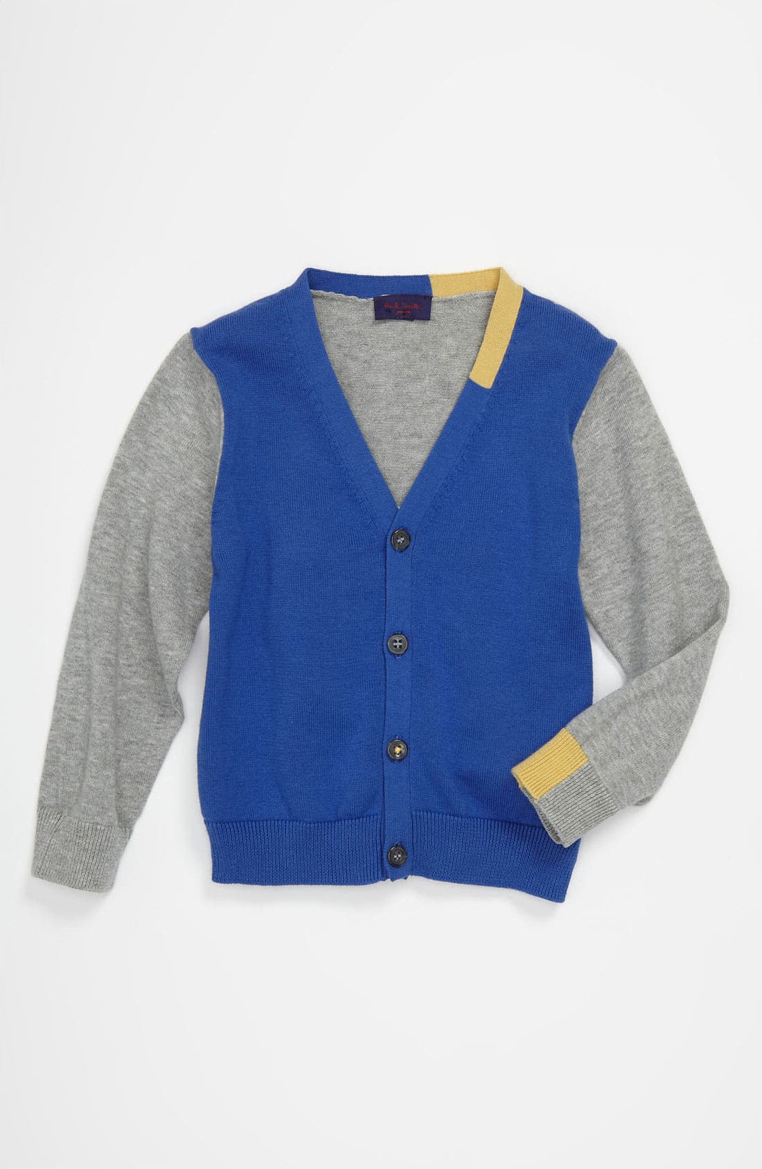 Alternate Image 1 Selected - Paul Smith Junior Cardigan (Baby & Toddler)