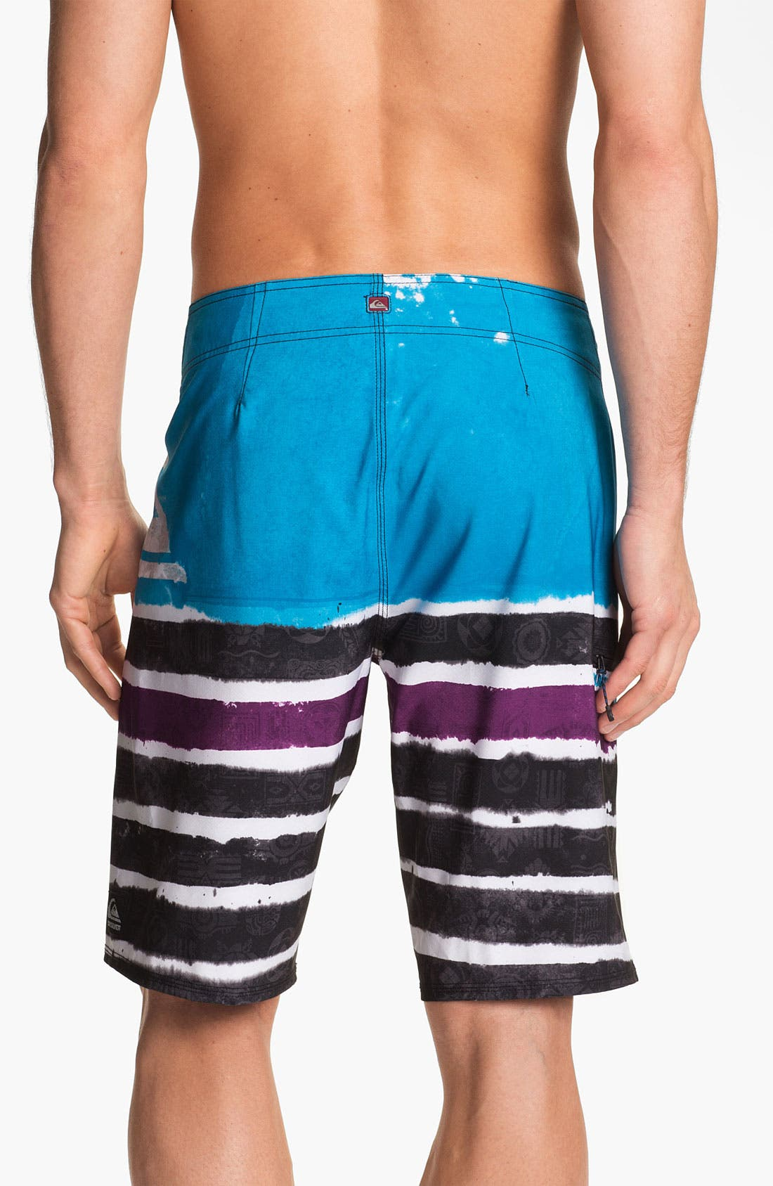 Alternate Image 2  - Quiksilver 'Cypher Roam' Board Shorts