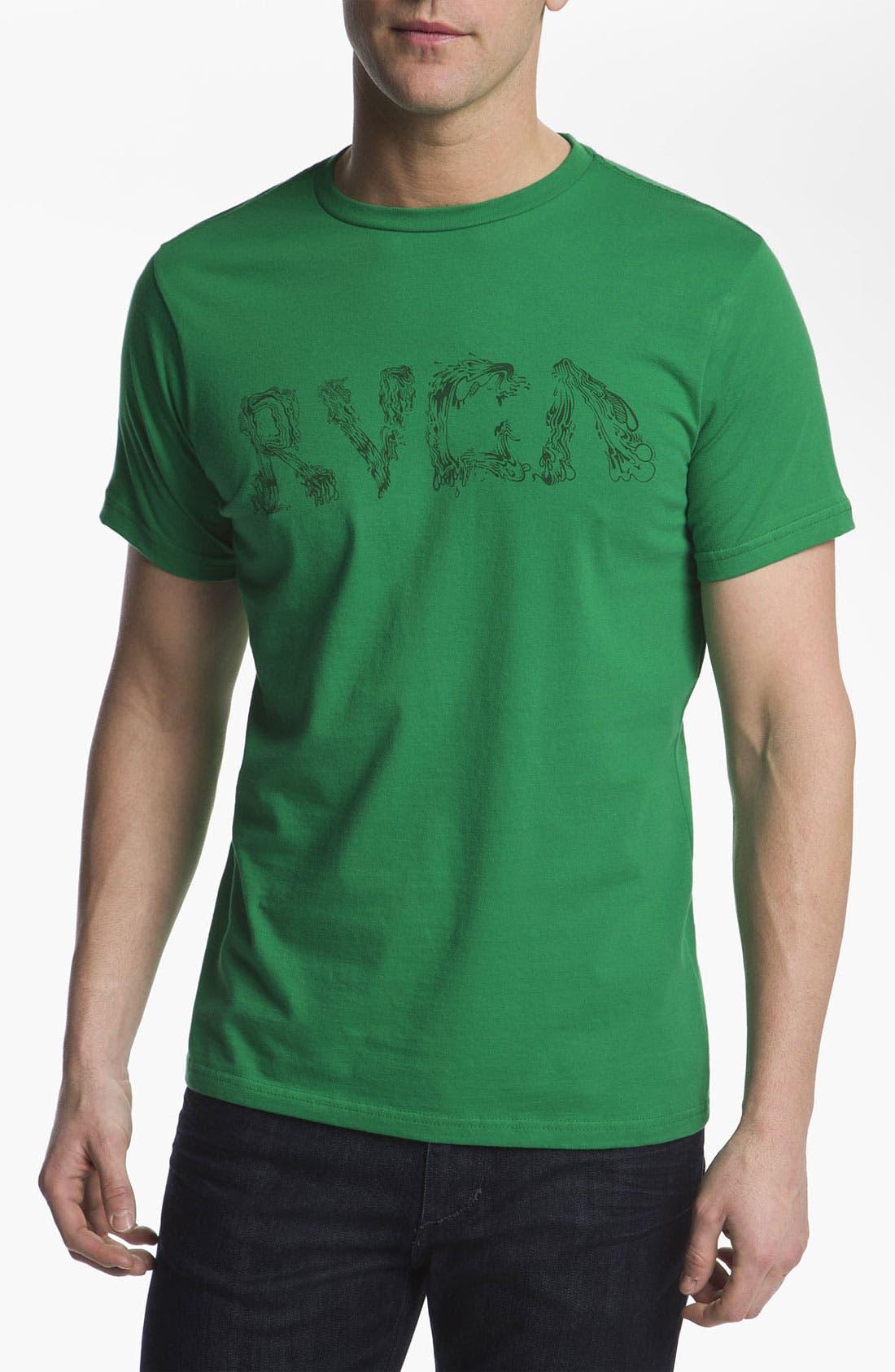Alternate Image 1 Selected - RVCA 'Goo' T-Shirt