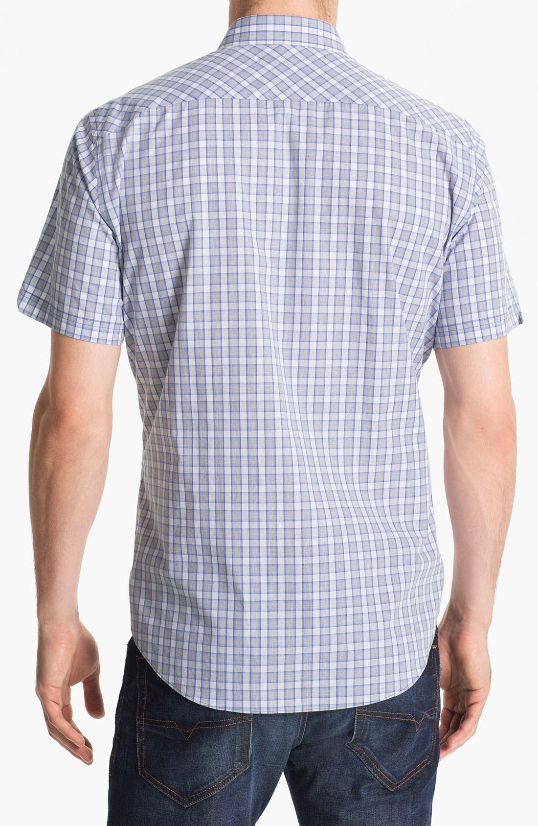 Alternate Image 2  - Zachary Prell 'Vela' Short Sleeve Sport Shirt