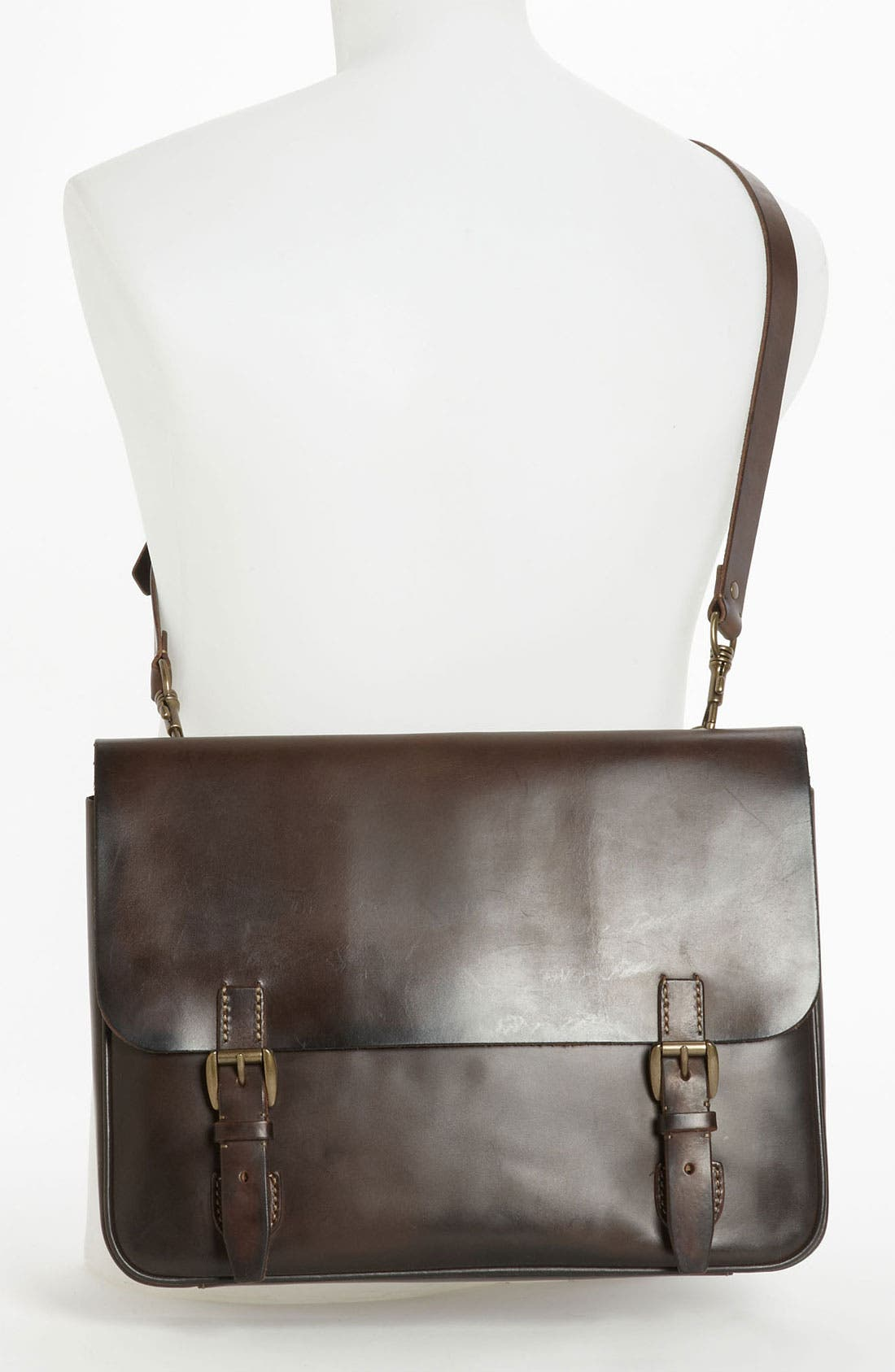 Alternate Image 4  - Fossil 'Vintage Archive' Messenger Bag