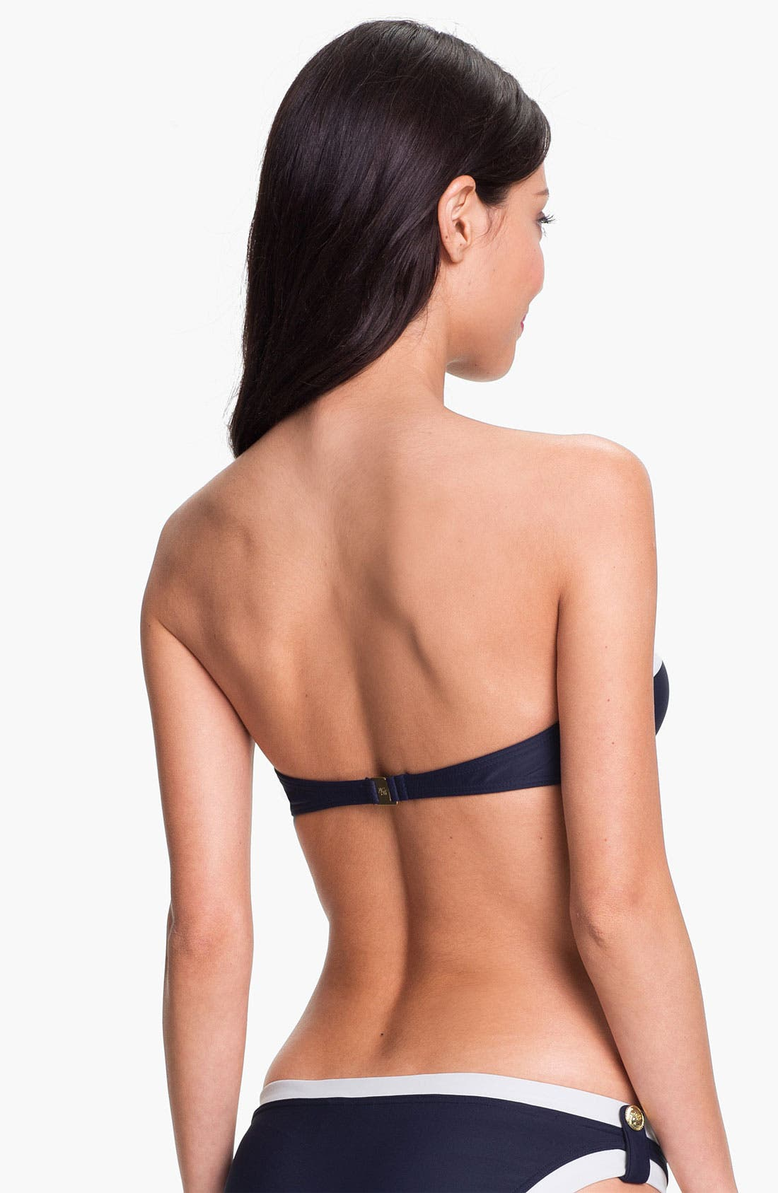 Alternate Image 2  - Ted Baker London 'Anka' Padded Bandeau Bikini Top