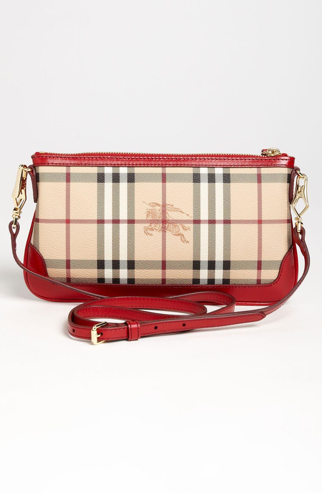 Alternate Image 4  - Burberry 'Haymarket Color' Crossbody Bag