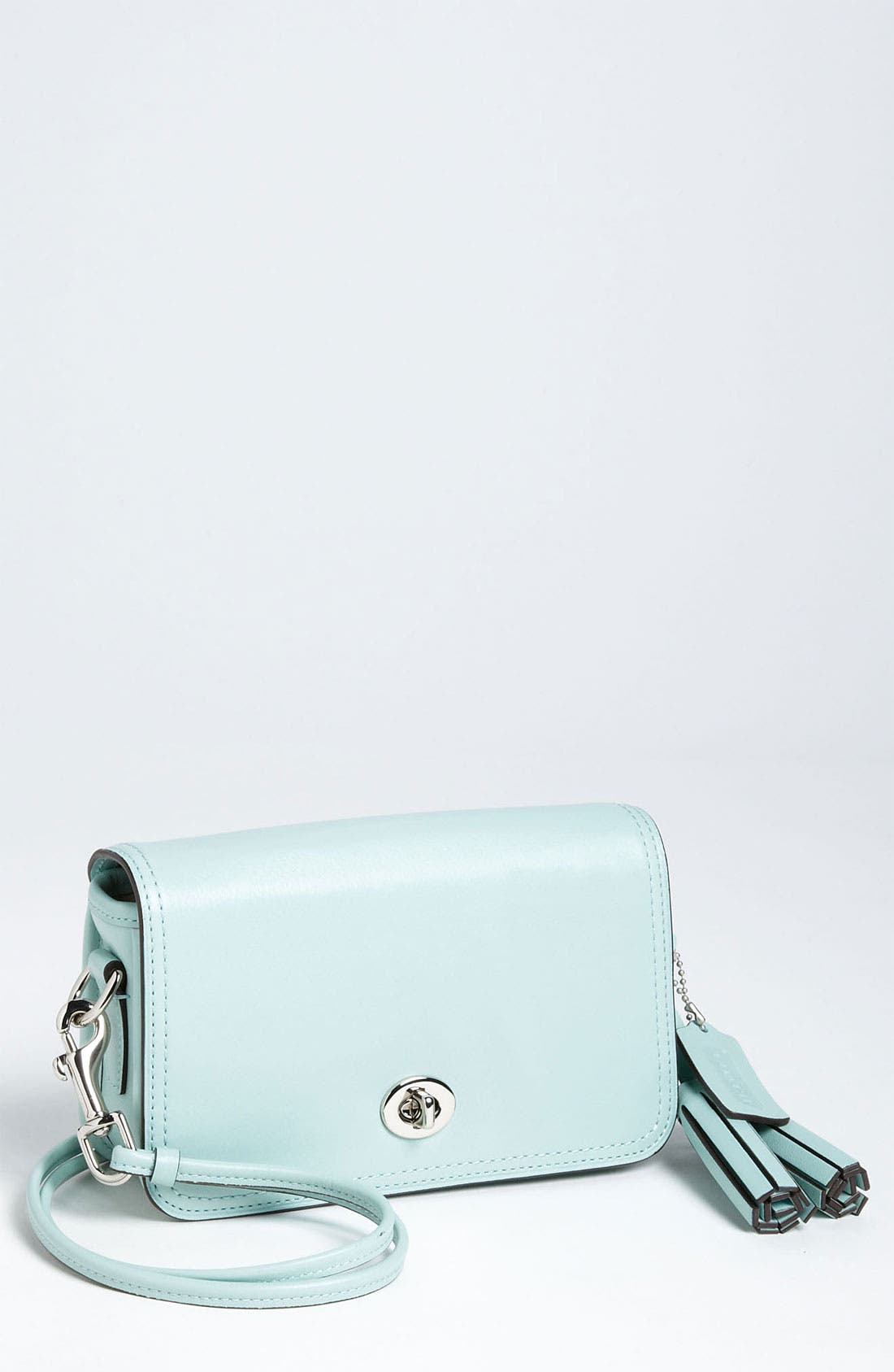 Main Image - COACH Leather Crossbody Bag