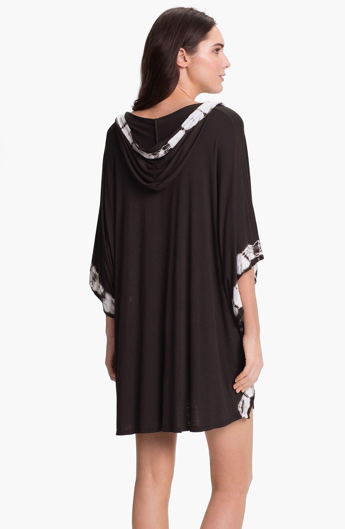 Alternate Image 2  - Lucky Brand Swimwear 'Summer Lovin' Hooded Dress