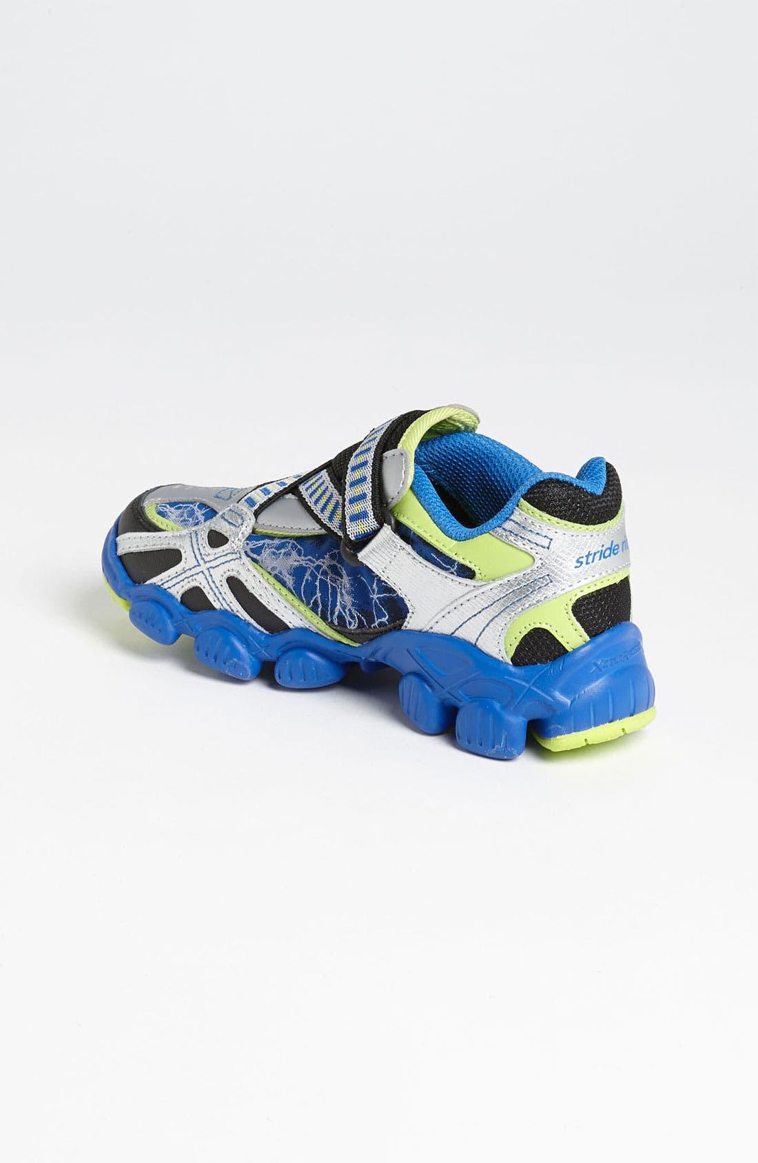 Alternate Image 2  - Stride Rite 'X-celeracer' Sneaker (Toddler & Little Kid)