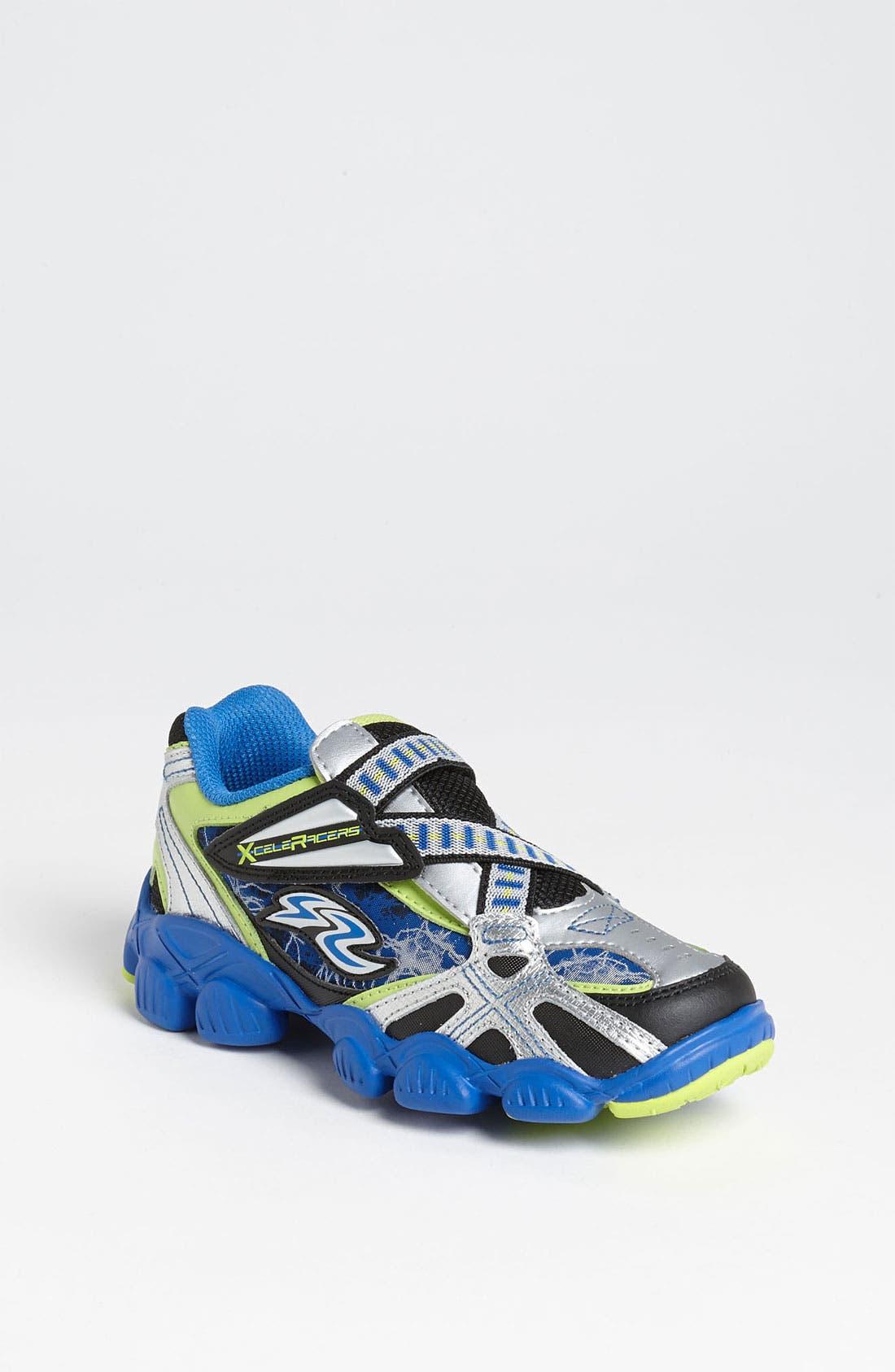 Alternate Image 1 Selected - Stride Rite 'X-celeracer' Sneaker (Toddler & Little Kid)